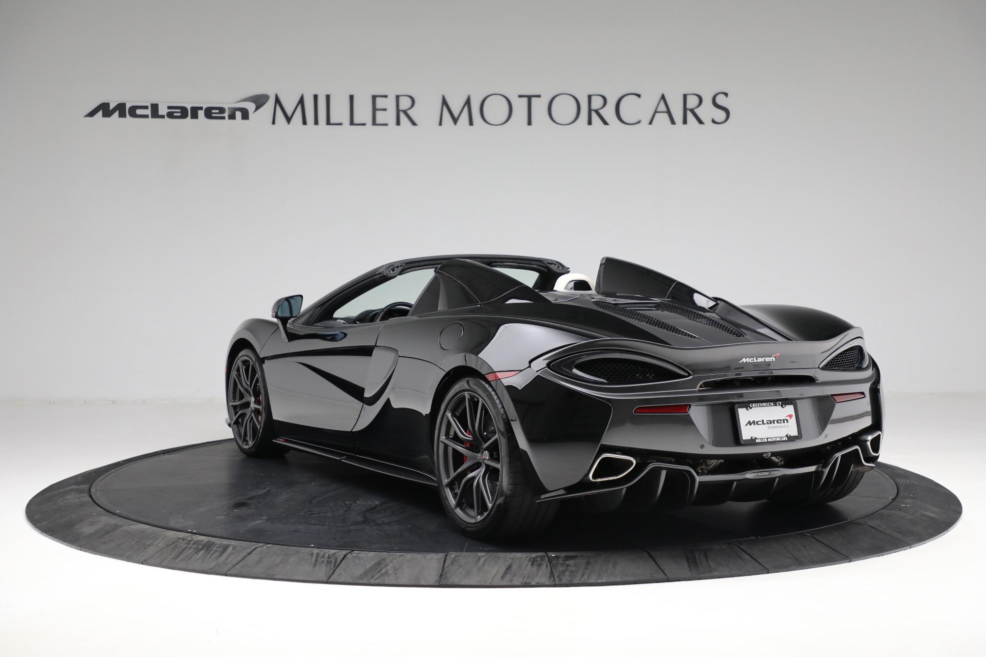 New 2018 McLaren 570S Spider For Sale In Greenwich, CT. Alfa Romeo of Greenwich, MC360 2312_p5