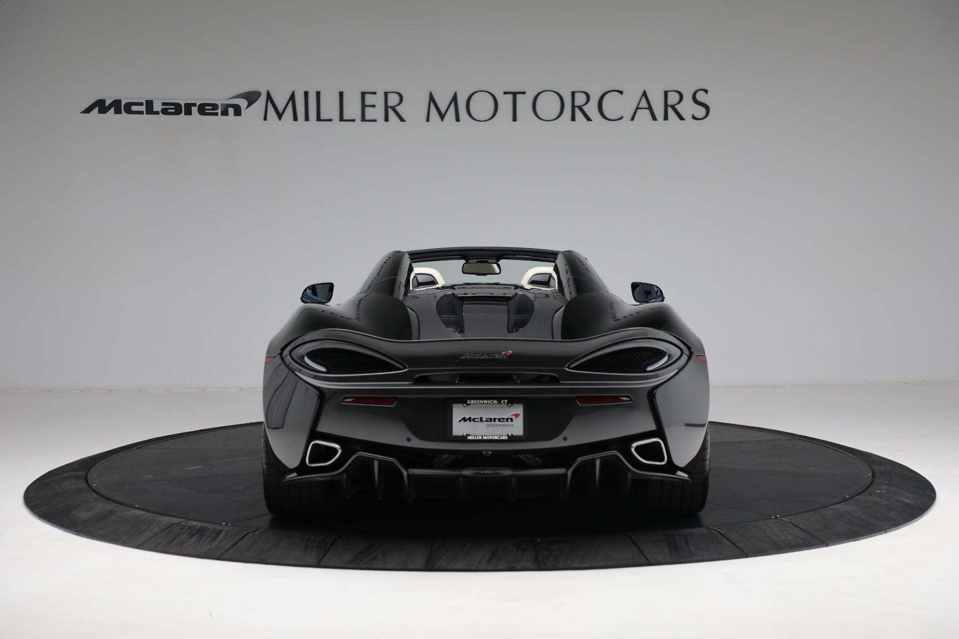 New 2018 McLaren 570S Spider For Sale In Greenwich, CT. Alfa Romeo of Greenwich, MC360 2312_p6