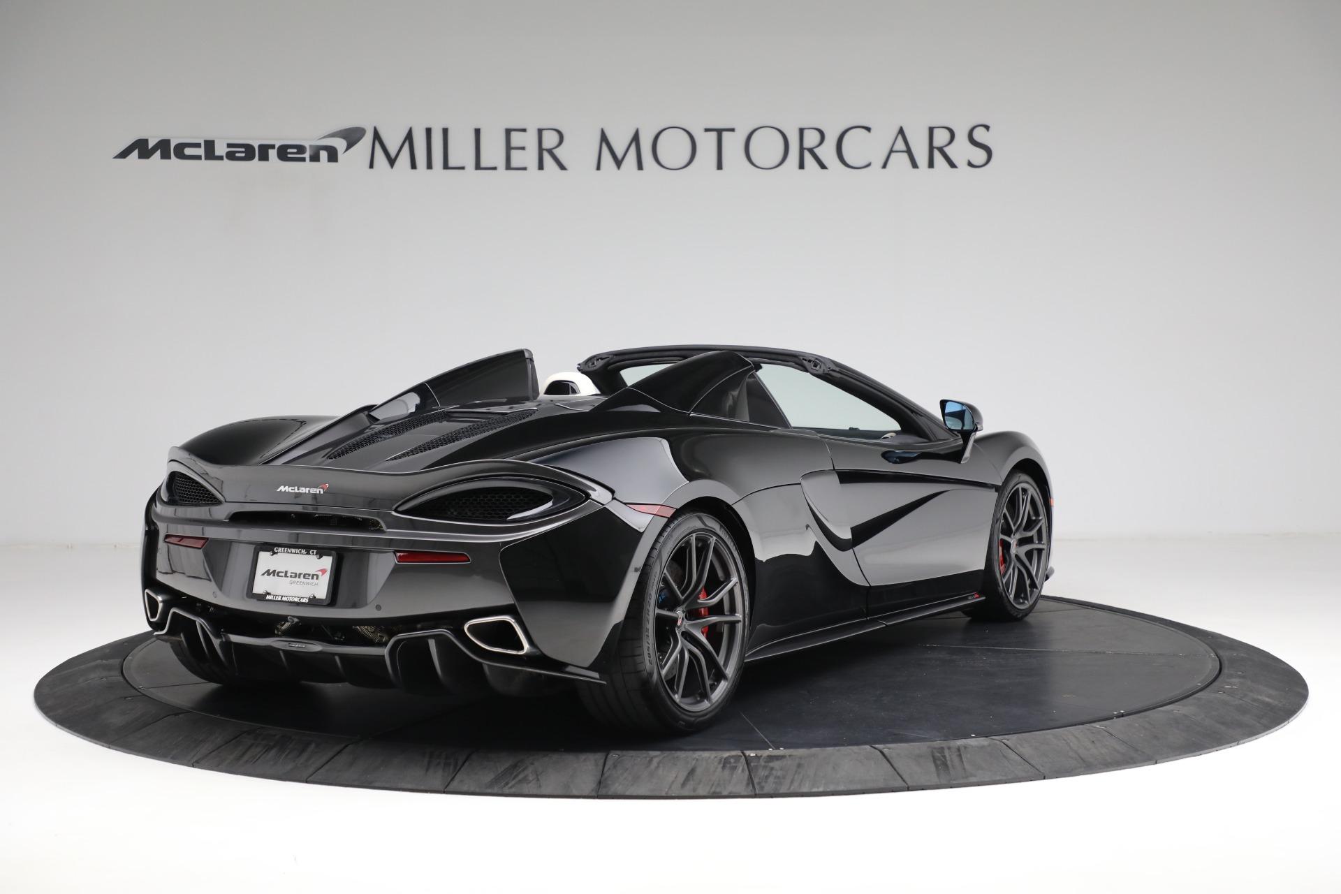 New 2018 McLaren 570S Spider For Sale In Greenwich, CT. Alfa Romeo of Greenwich, MC360 2312_p7