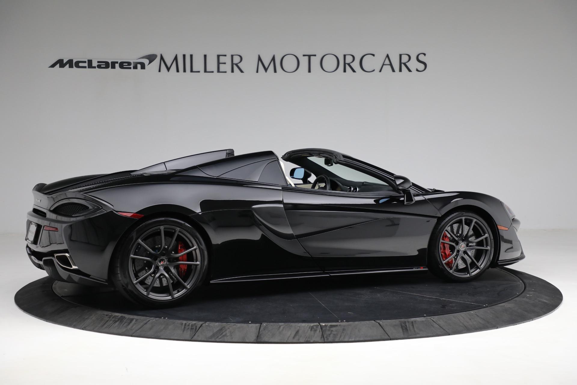 New 2018 McLaren 570S Spider For Sale In Greenwich, CT. Alfa Romeo of Greenwich, MC360 2312_p8