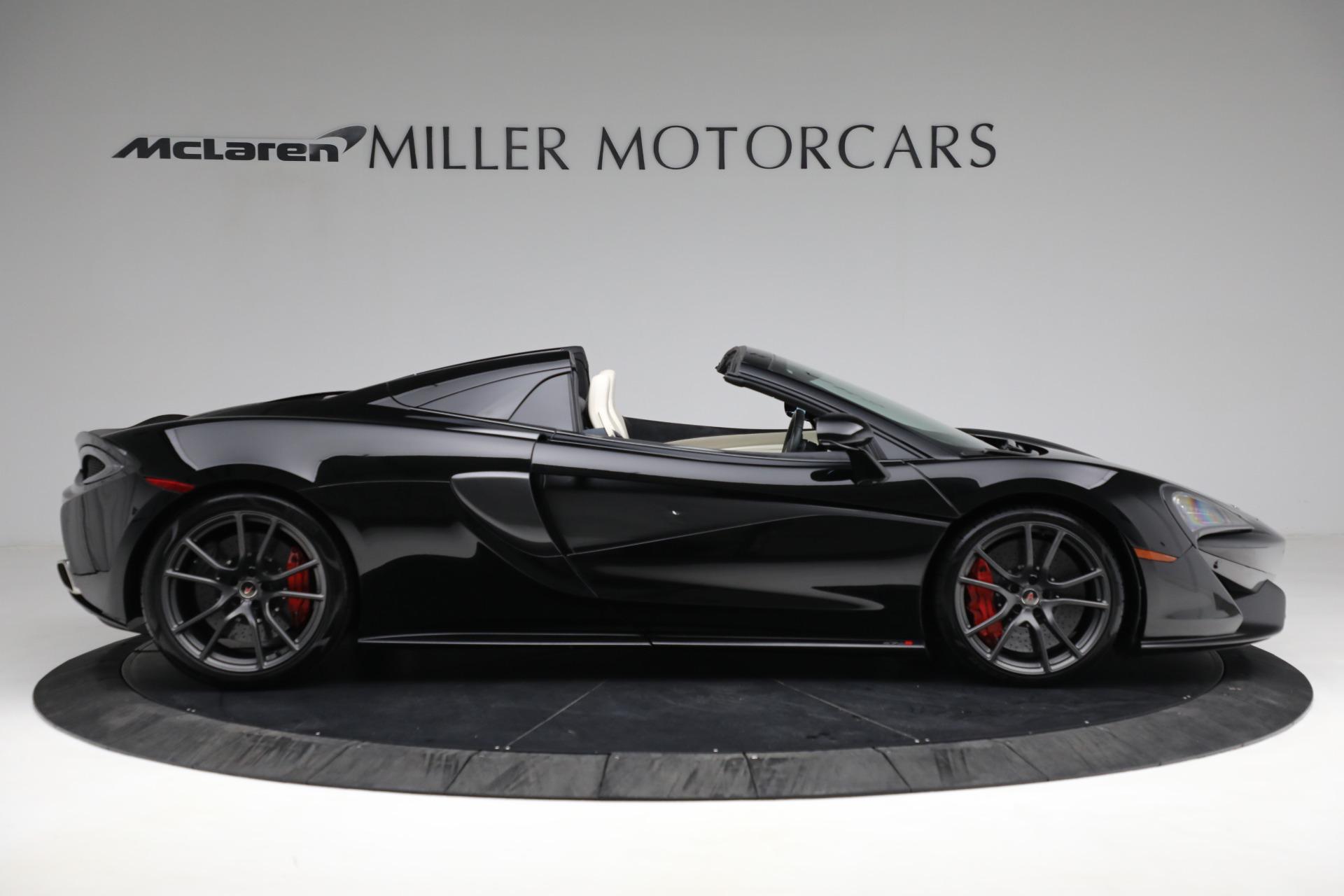New 2018 McLaren 570S Spider For Sale In Greenwich, CT. Alfa Romeo of Greenwich, MC360 2312_p9