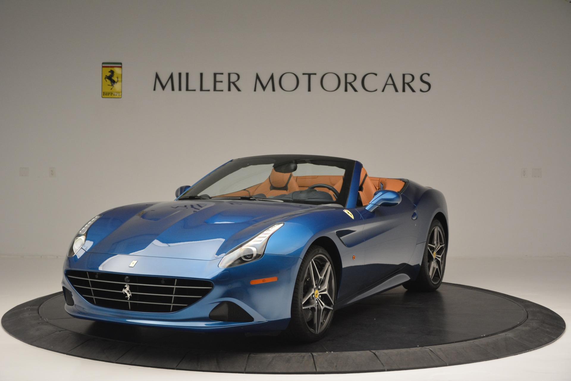 Used 2017 Ferrari California T Handling Speciale For Sale In Greenwich, CT. Alfa Romeo of Greenwich, 4485 2313_main