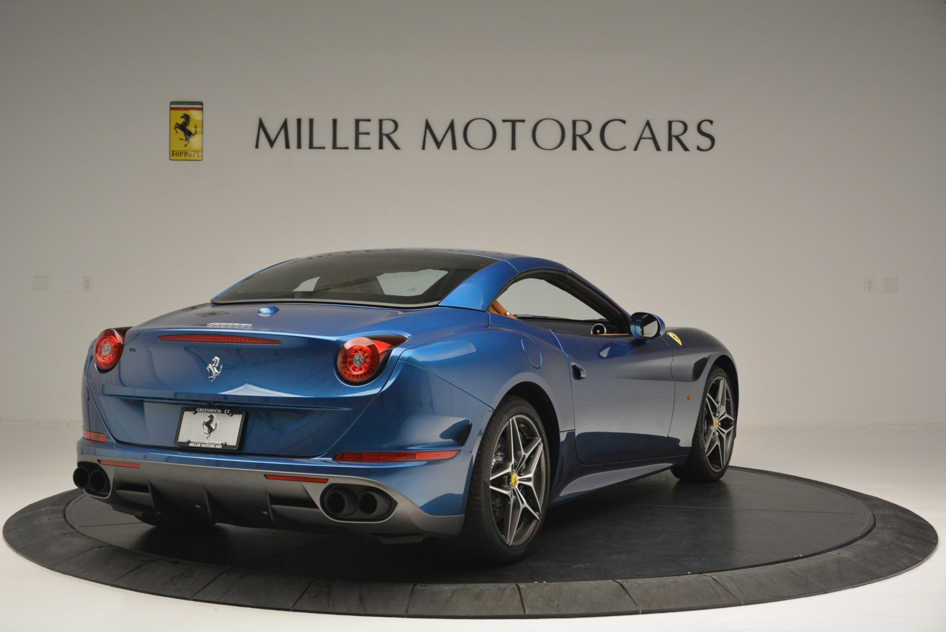 Used 2017 Ferrari California T Handling Speciale For Sale In Greenwich, CT. Alfa Romeo of Greenwich, 4485 2313_p19