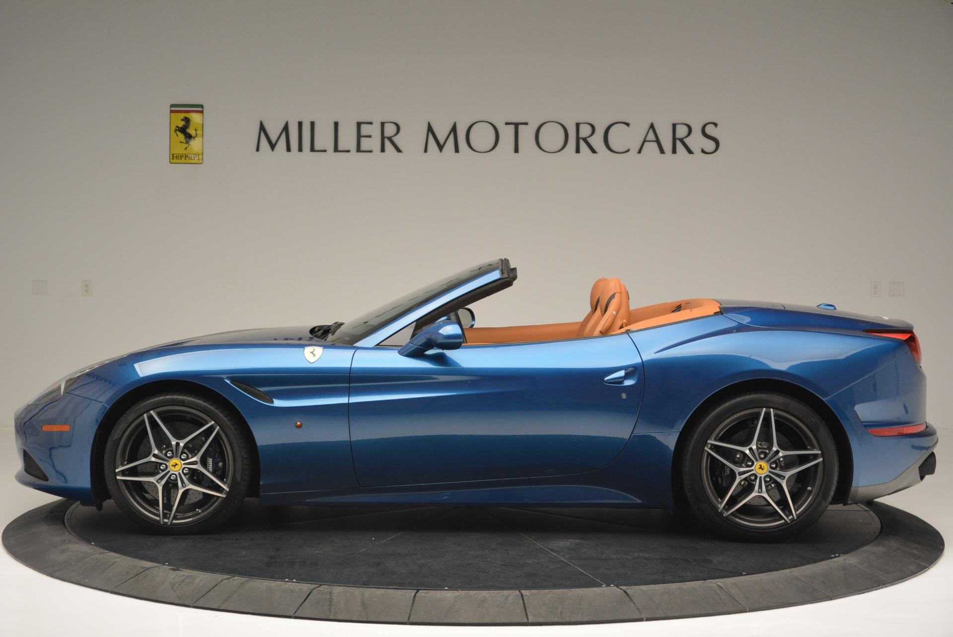 Used 2017 Ferrari California T Handling Speciale For Sale In Greenwich, CT. Alfa Romeo of Greenwich, 4485 2313_p3