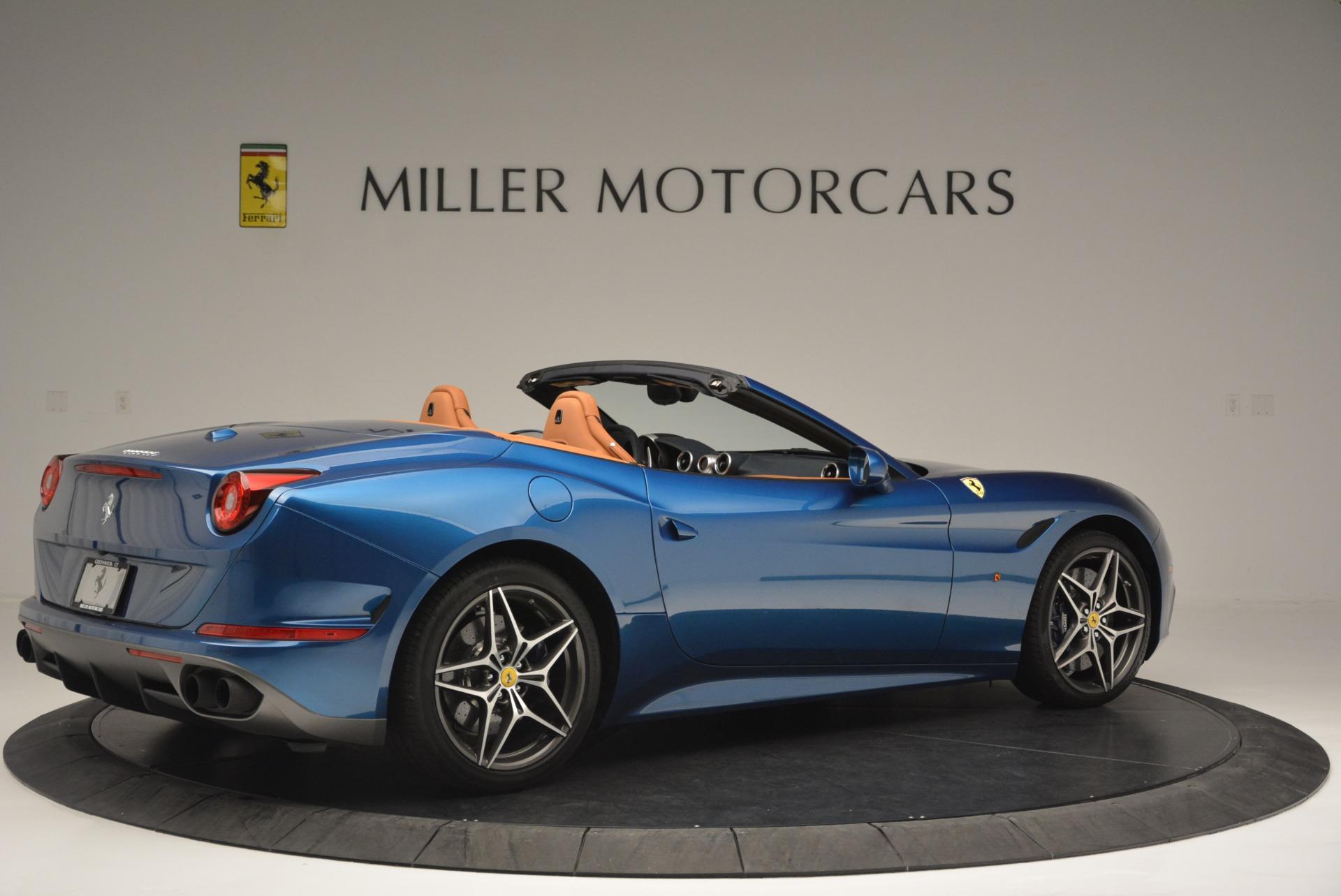 Used 2017 Ferrari California T Handling Speciale For Sale In Greenwich, CT. Alfa Romeo of Greenwich, 4485 2313_p8