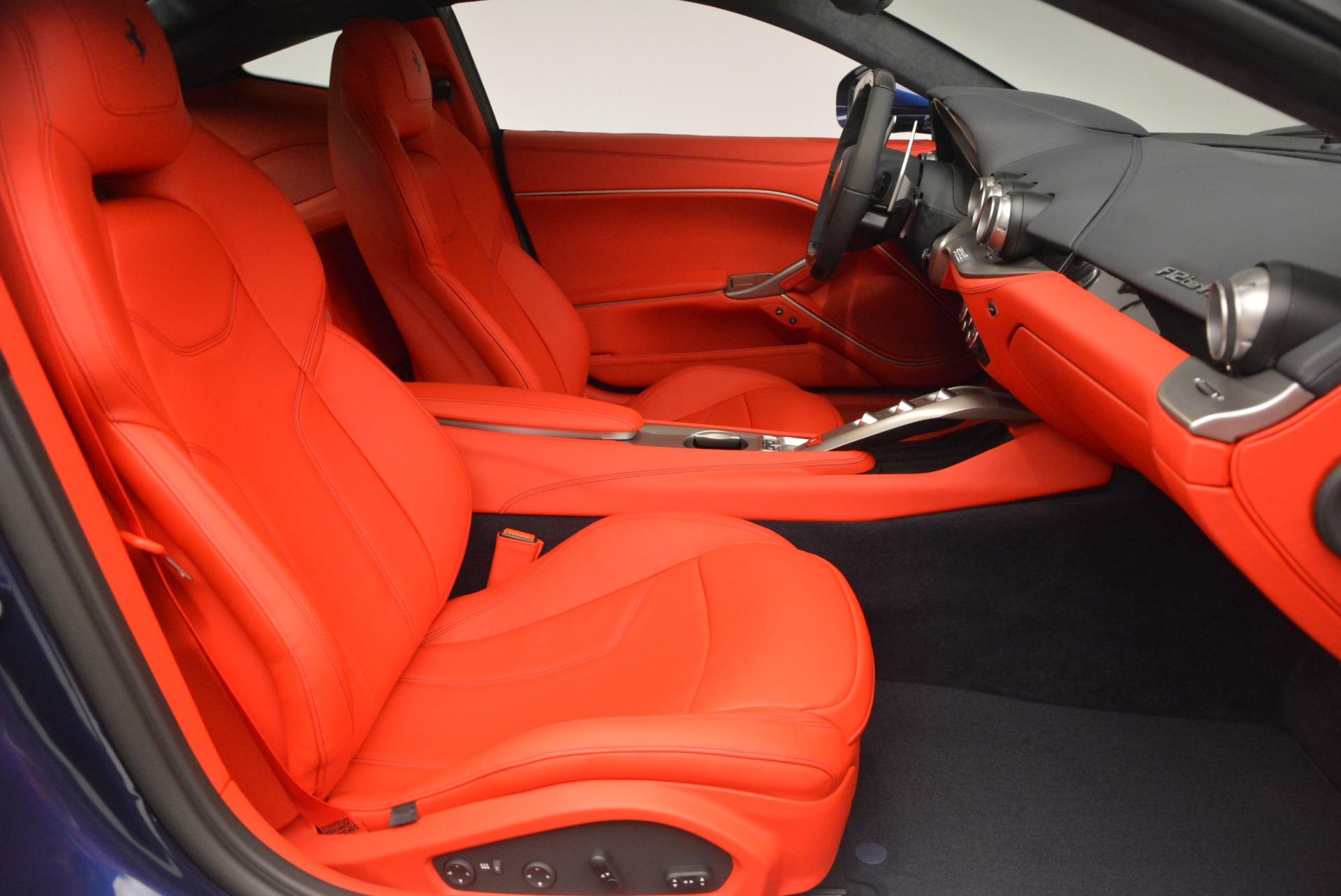 Used 2016 Ferrari F12 Berlinetta  For Sale In Greenwich, CT. Alfa Romeo of Greenwich, F1900A 2315_p18