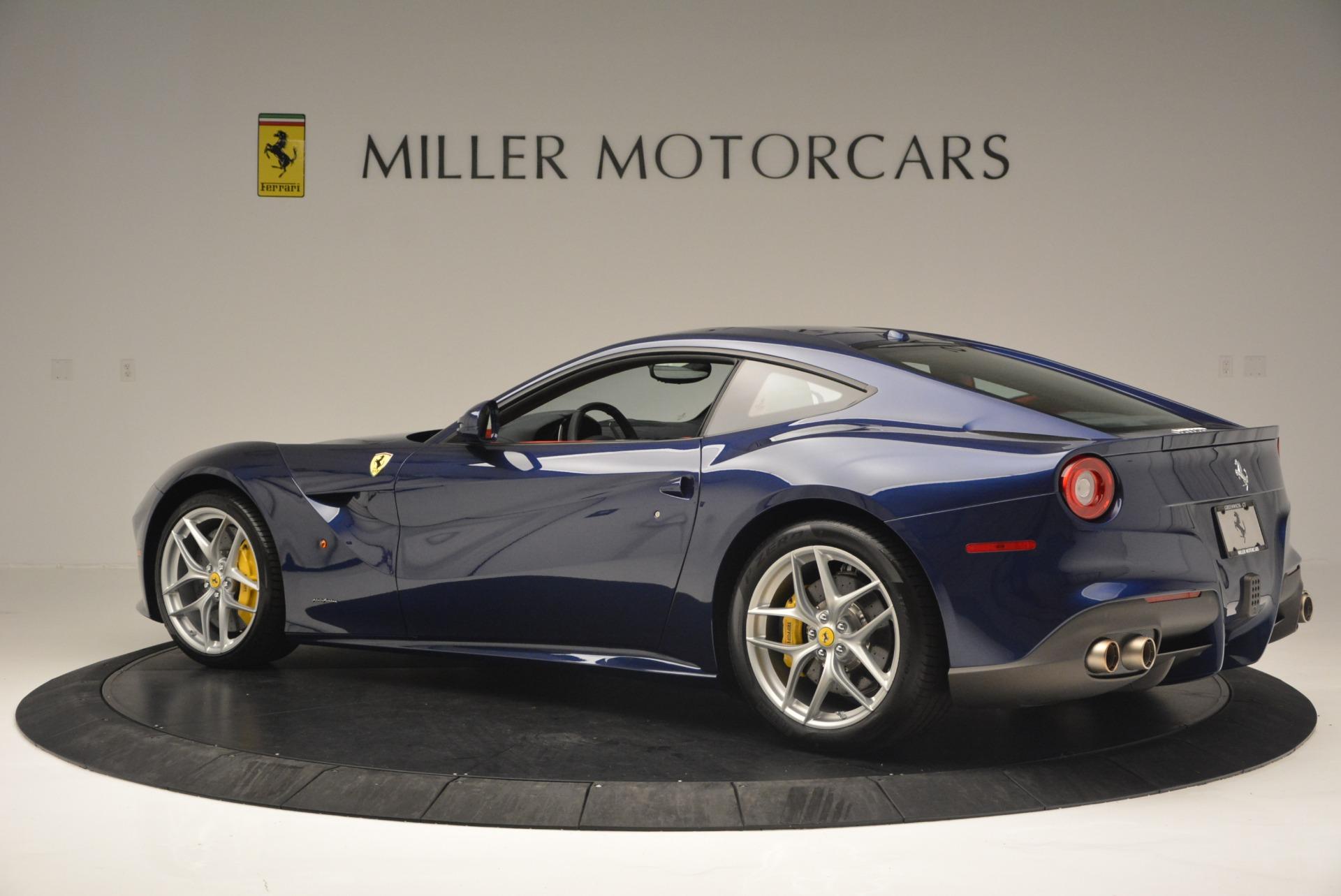 Used 2016 Ferrari F12 Berlinetta  For Sale In Greenwich, CT. Alfa Romeo of Greenwich, F1900A 2315_p4