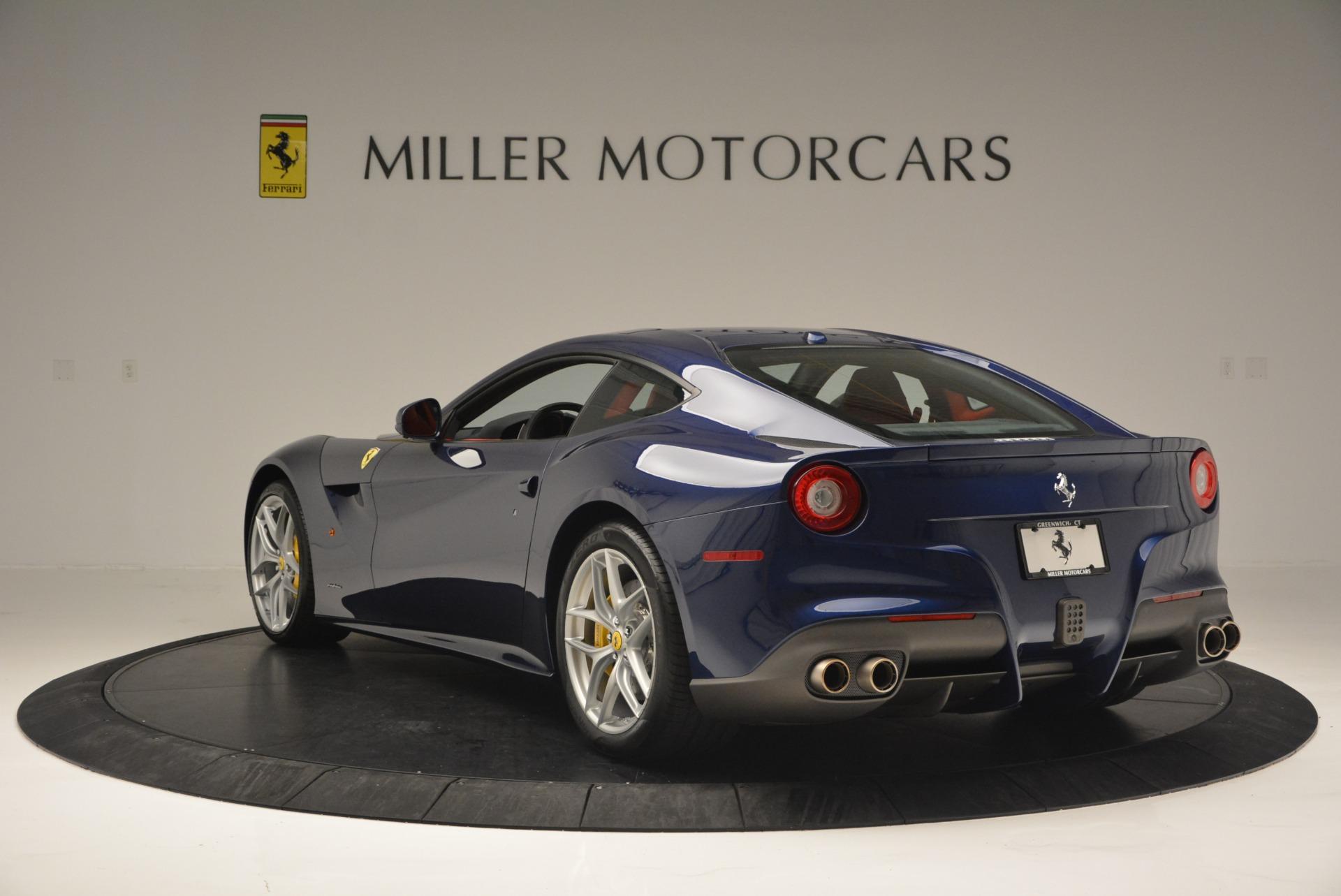 Used 2016 Ferrari F12 Berlinetta  For Sale In Greenwich, CT. Alfa Romeo of Greenwich, F1900A 2315_p5