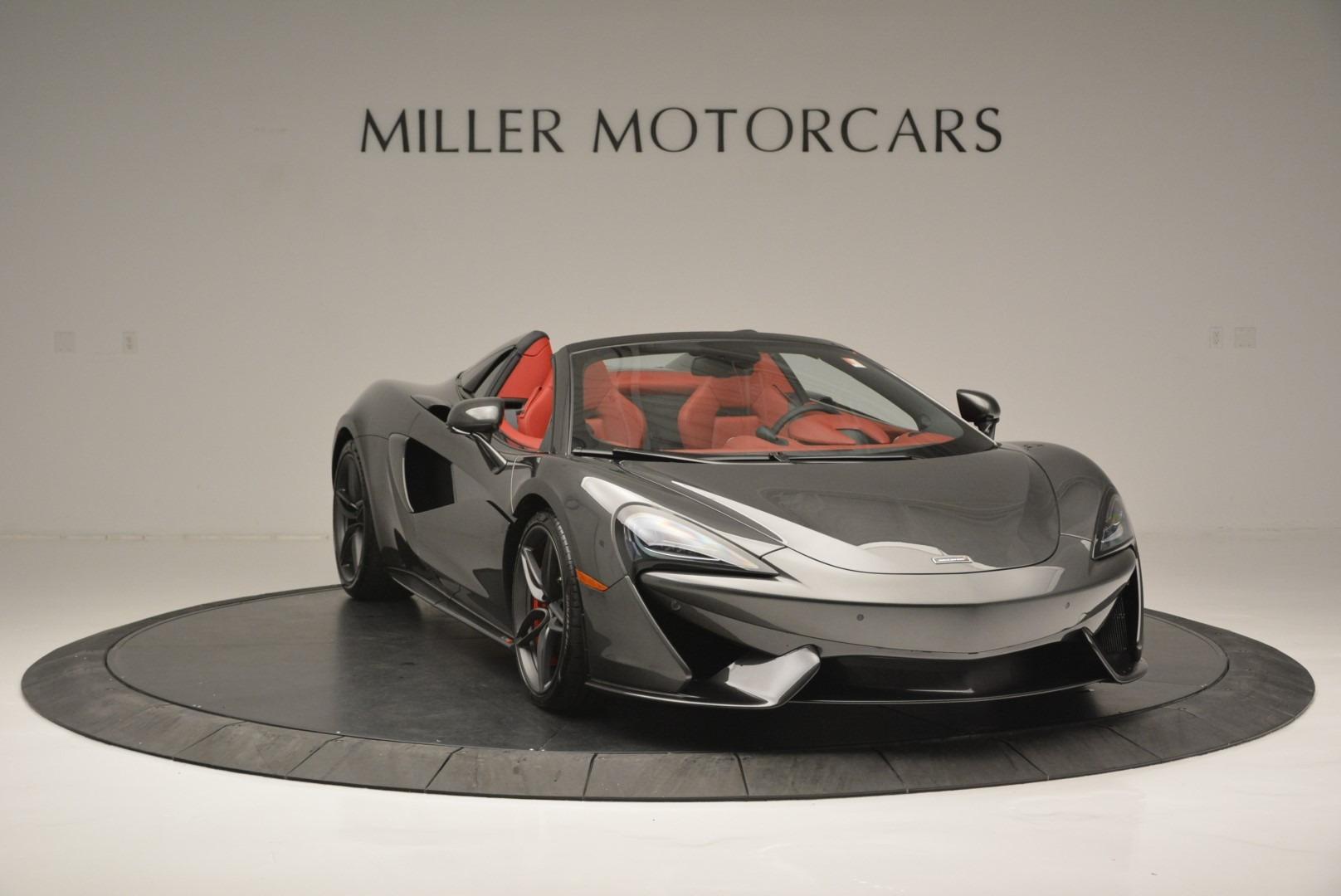 New 2018 McLaren 570S Spider For Sale In Greenwich, CT. Alfa Romeo of Greenwich, MC365 2316_p11