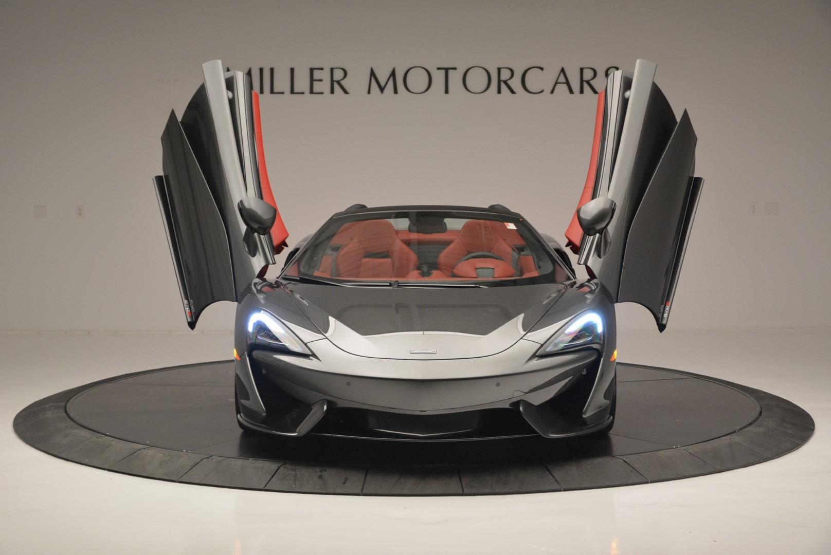 New 2018 McLaren 570S Spider For Sale In Greenwich, CT. Alfa Romeo of Greenwich, MC365 2316_p13