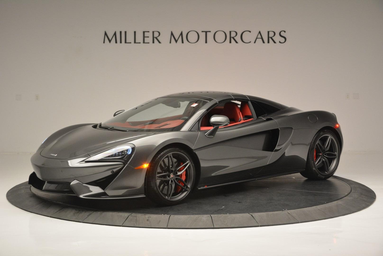 New 2018 McLaren 570S Spider For Sale In Greenwich, CT. Alfa Romeo of Greenwich, MC365 2316_p15