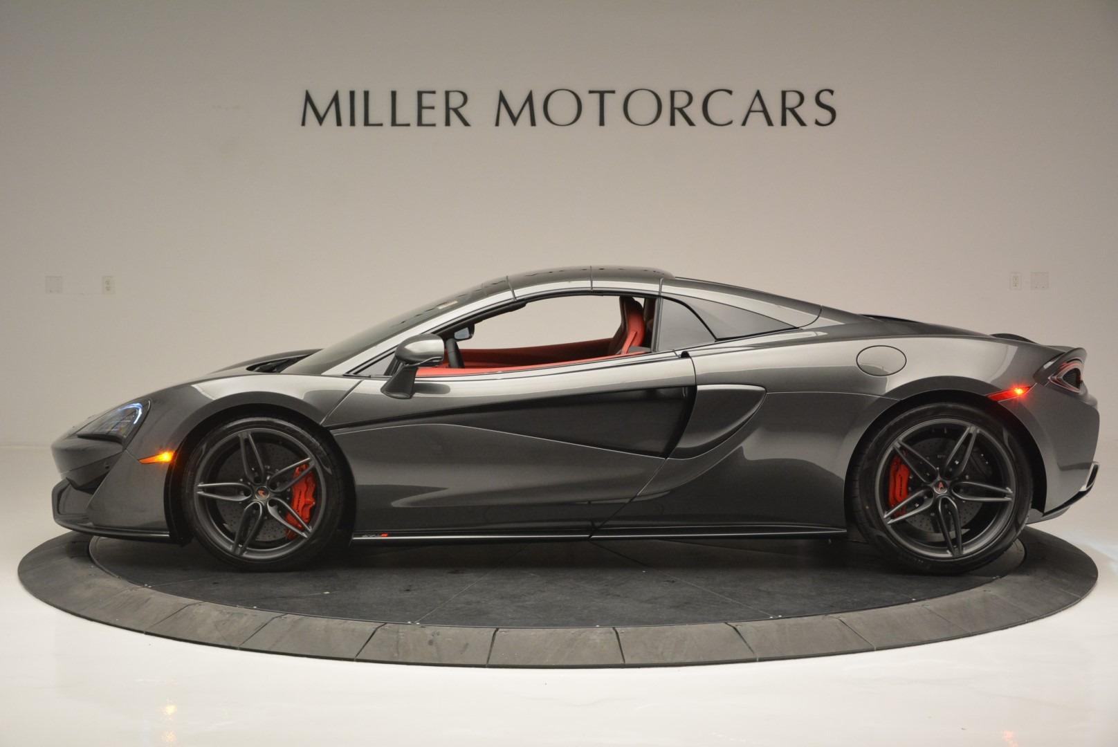 New 2018 McLaren 570S Spider For Sale In Greenwich, CT. Alfa Romeo of Greenwich, MC365 2316_p16