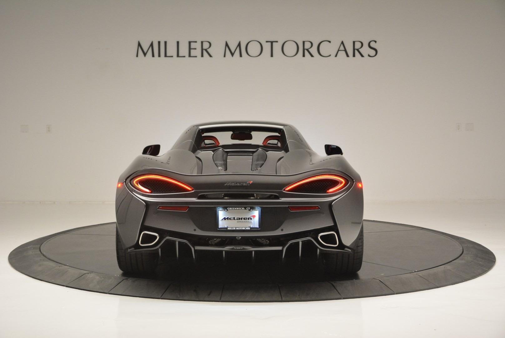 New 2018 McLaren 570S Spider For Sale In Greenwich, CT. Alfa Romeo of Greenwich, MC365 2316_p18
