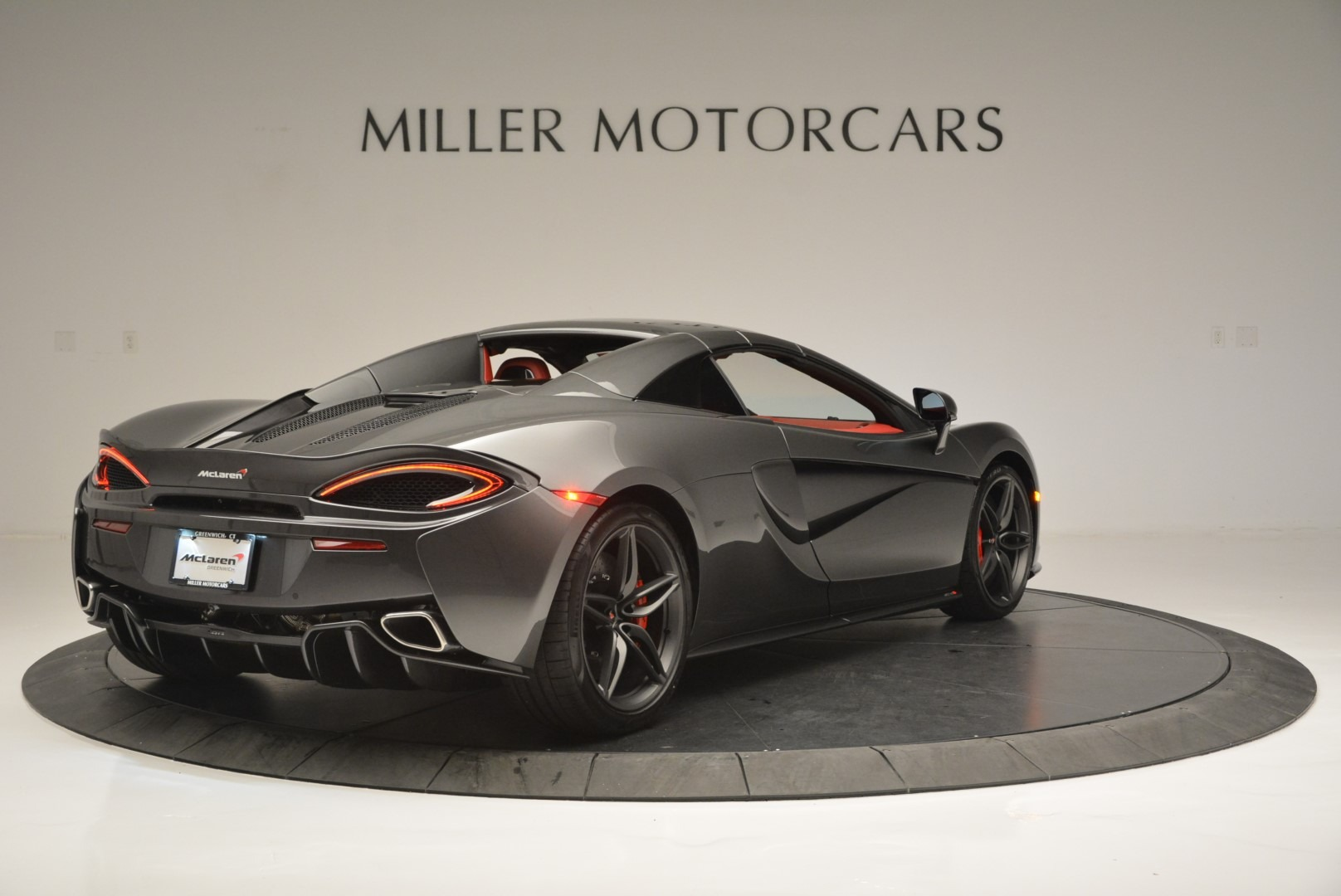 New 2018 McLaren 570S Spider For Sale In Greenwich, CT. Alfa Romeo of Greenwich, MC365 2316_p19