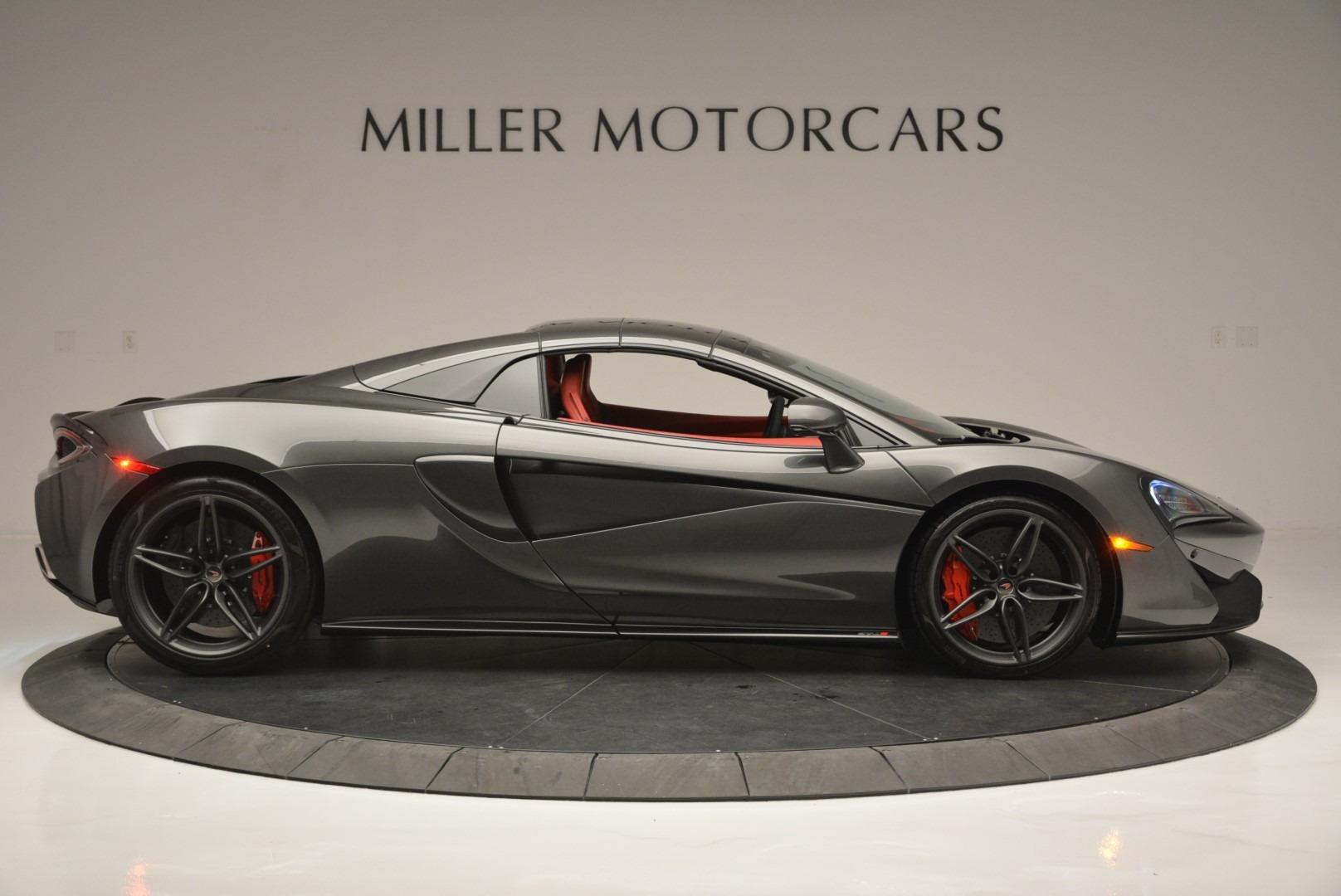 New 2018 McLaren 570S Spider For Sale In Greenwich, CT. Alfa Romeo of Greenwich, MC365 2316_p20