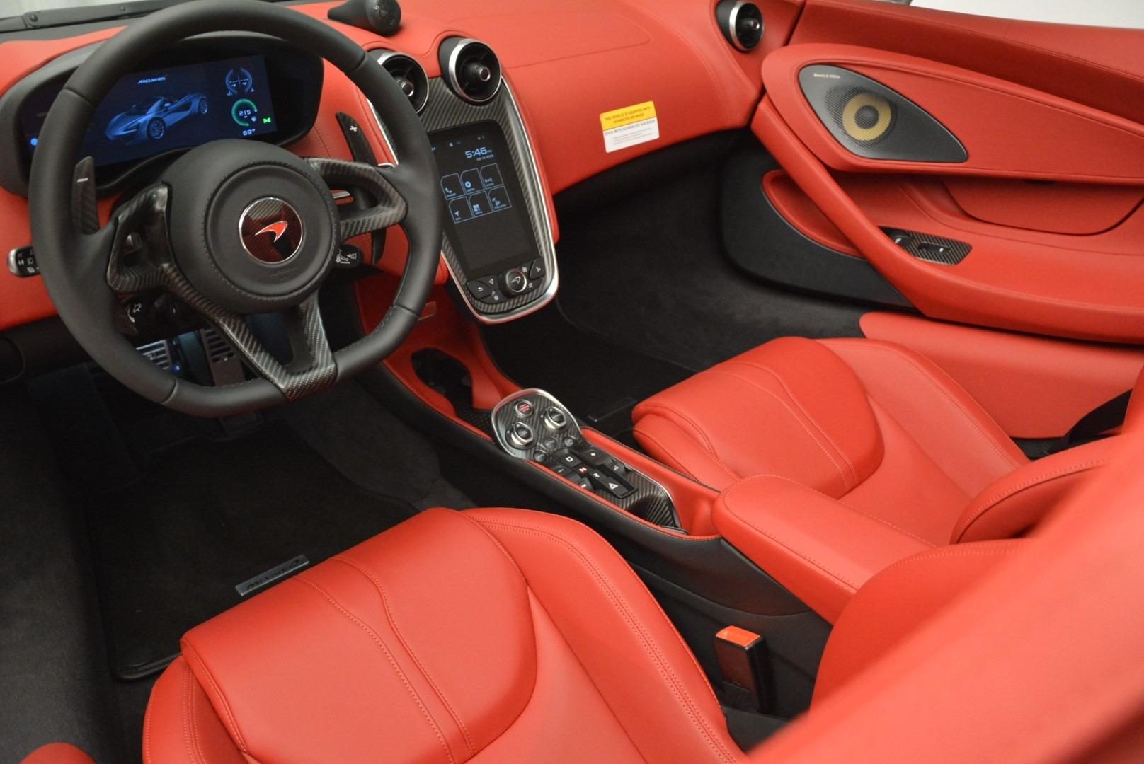 New 2018 McLaren 570S Spider For Sale In Greenwich, CT. Alfa Romeo of Greenwich, MC365 2316_p22