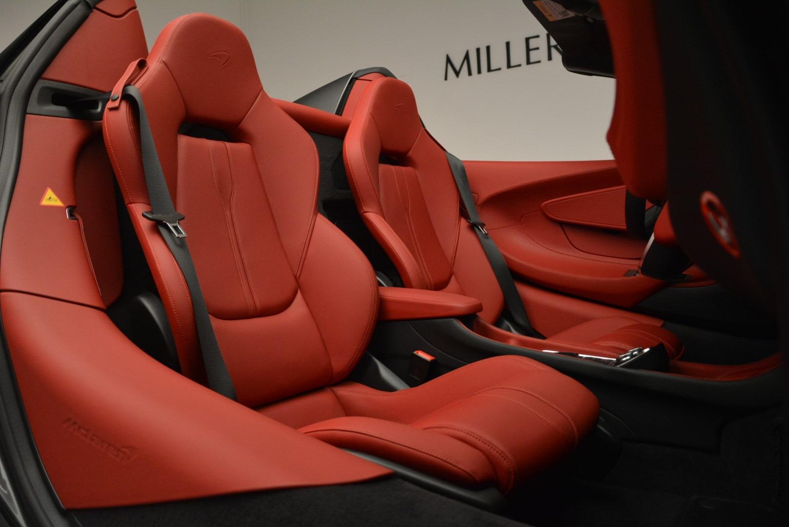New 2018 McLaren 570S Spider For Sale In Greenwich, CT. Alfa Romeo of Greenwich, MC365 2316_p26