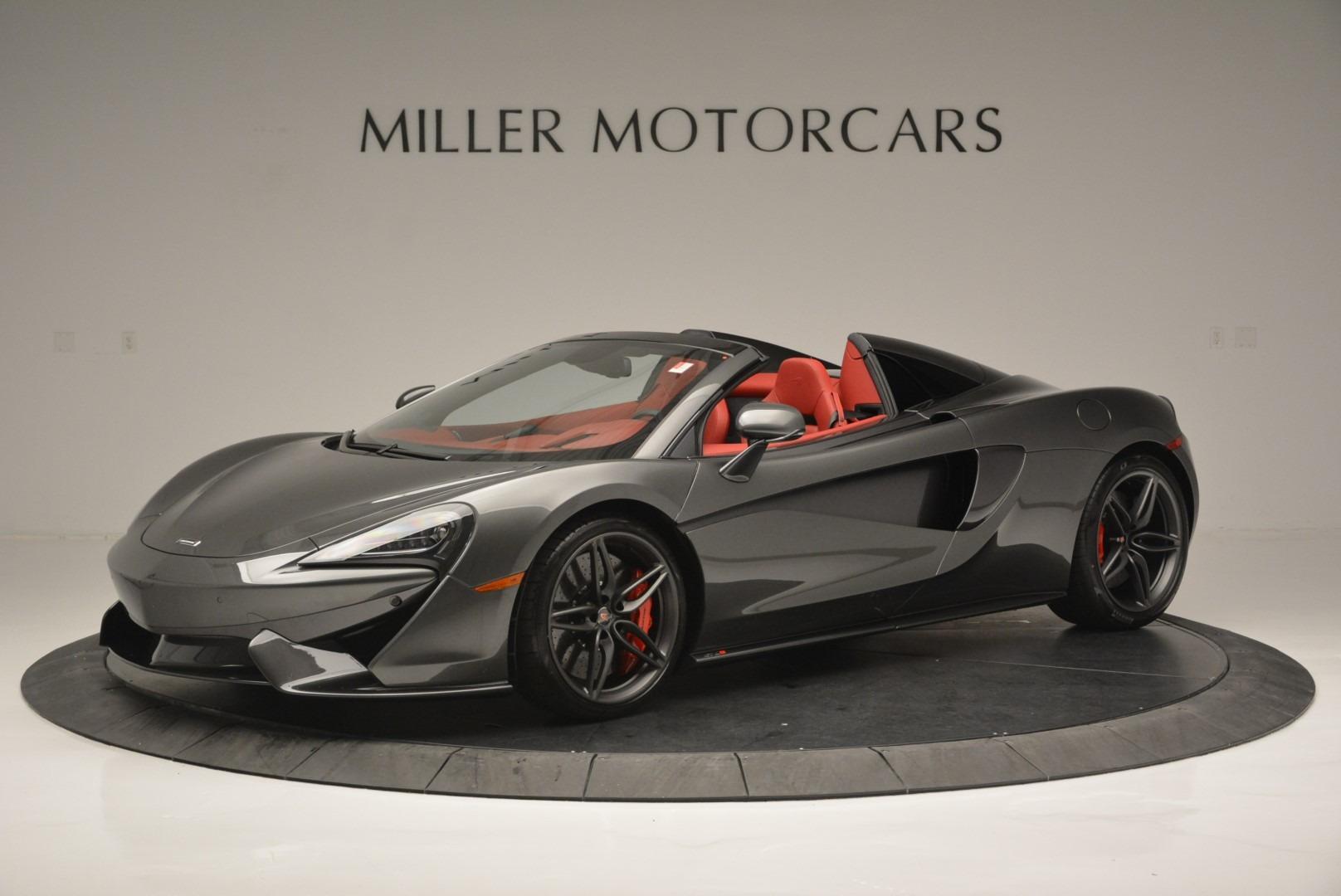 New 2018 McLaren 570S Spider For Sale In Greenwich, CT. Alfa Romeo of Greenwich, MC365 2316_p2