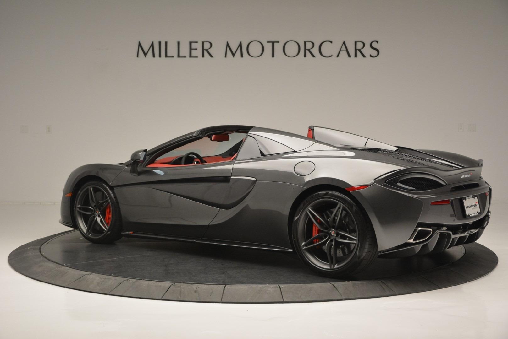 New 2018 McLaren 570S Spider For Sale In Greenwich, CT. Alfa Romeo of Greenwich, MC365 2316_p4