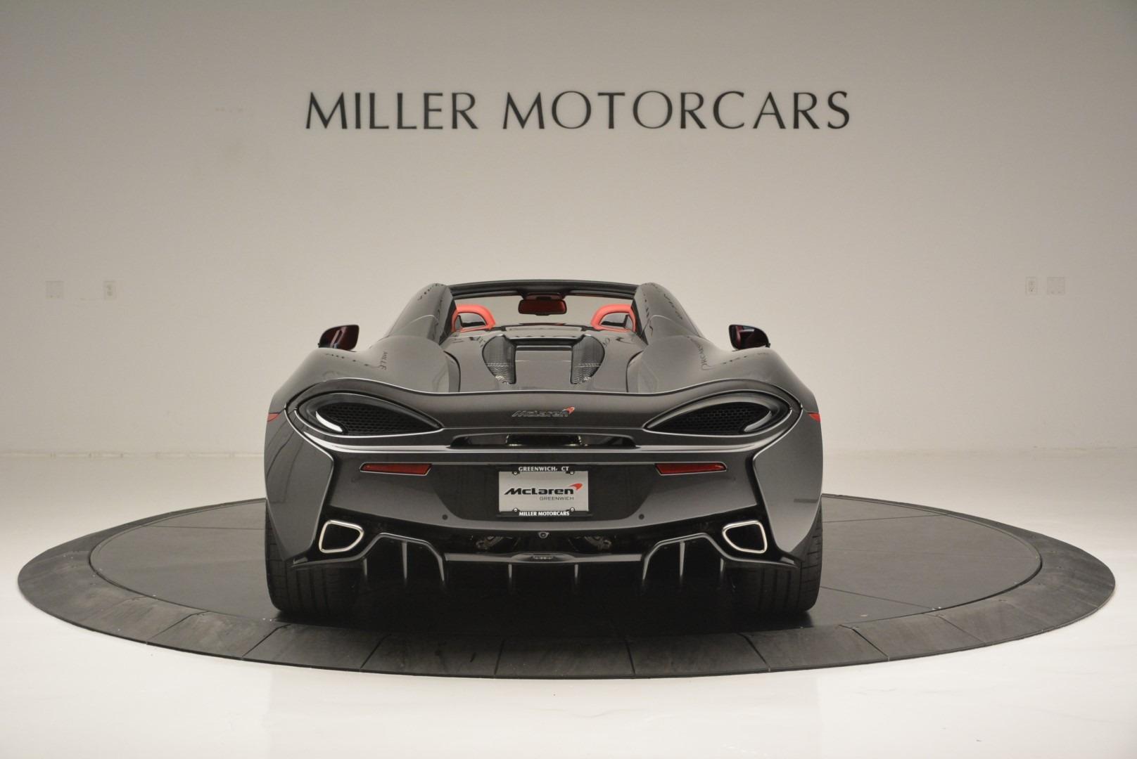 New 2018 McLaren 570S Spider For Sale In Greenwich, CT. Alfa Romeo of Greenwich, MC365 2316_p6