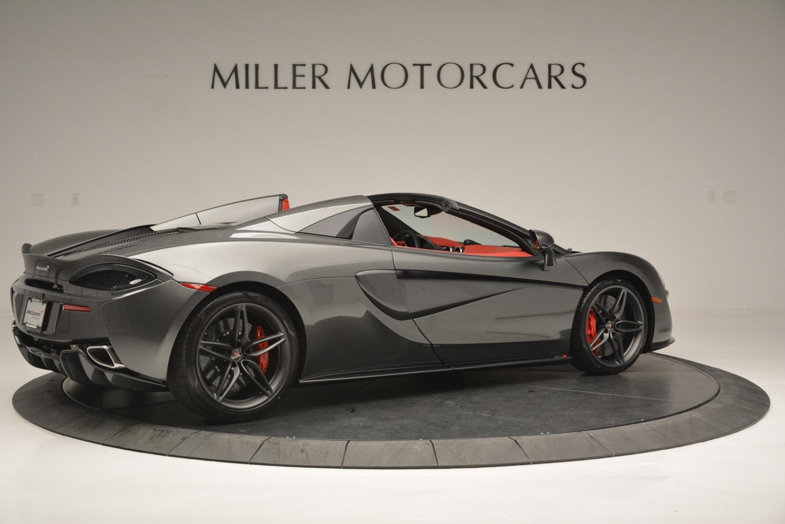 New 2018 McLaren 570S Spider For Sale In Greenwich, CT. Alfa Romeo of Greenwich, MC365 2316_p8
