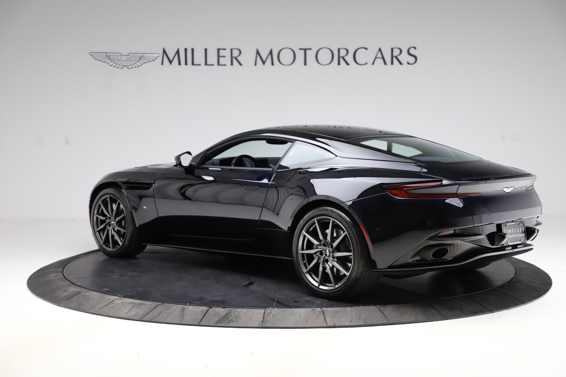 Used 2017 Aston Martin DB11  For Sale In Greenwich, CT. Alfa Romeo of Greenwich, A1289A 2317_p3