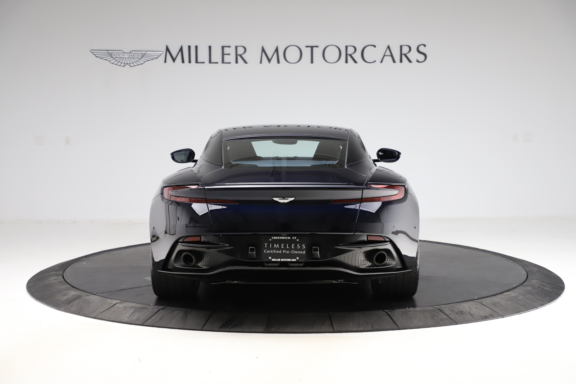 Used 2017 Aston Martin DB11  For Sale In Greenwich, CT. Alfa Romeo of Greenwich, A1289A 2317_p4