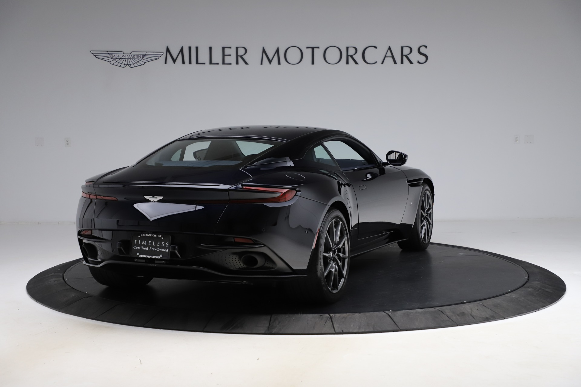 Used 2017 Aston Martin DB11  For Sale In Greenwich, CT. Alfa Romeo of Greenwich, A1289A 2317_p5
