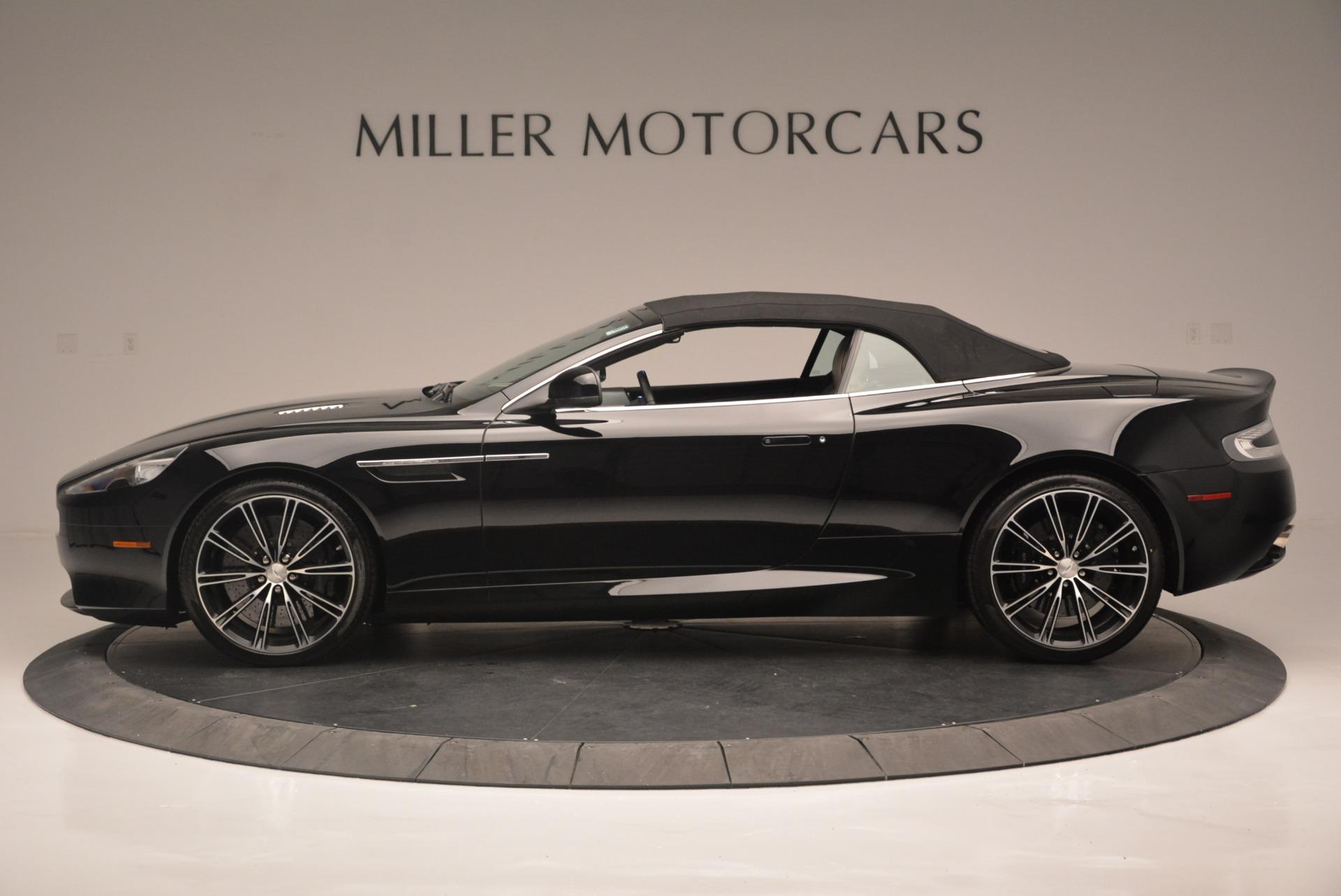 Used 2015 Aston Martin DB9 Volante For Sale In Greenwich, CT. Alfa Romeo of Greenwich, 7389 2318_p15