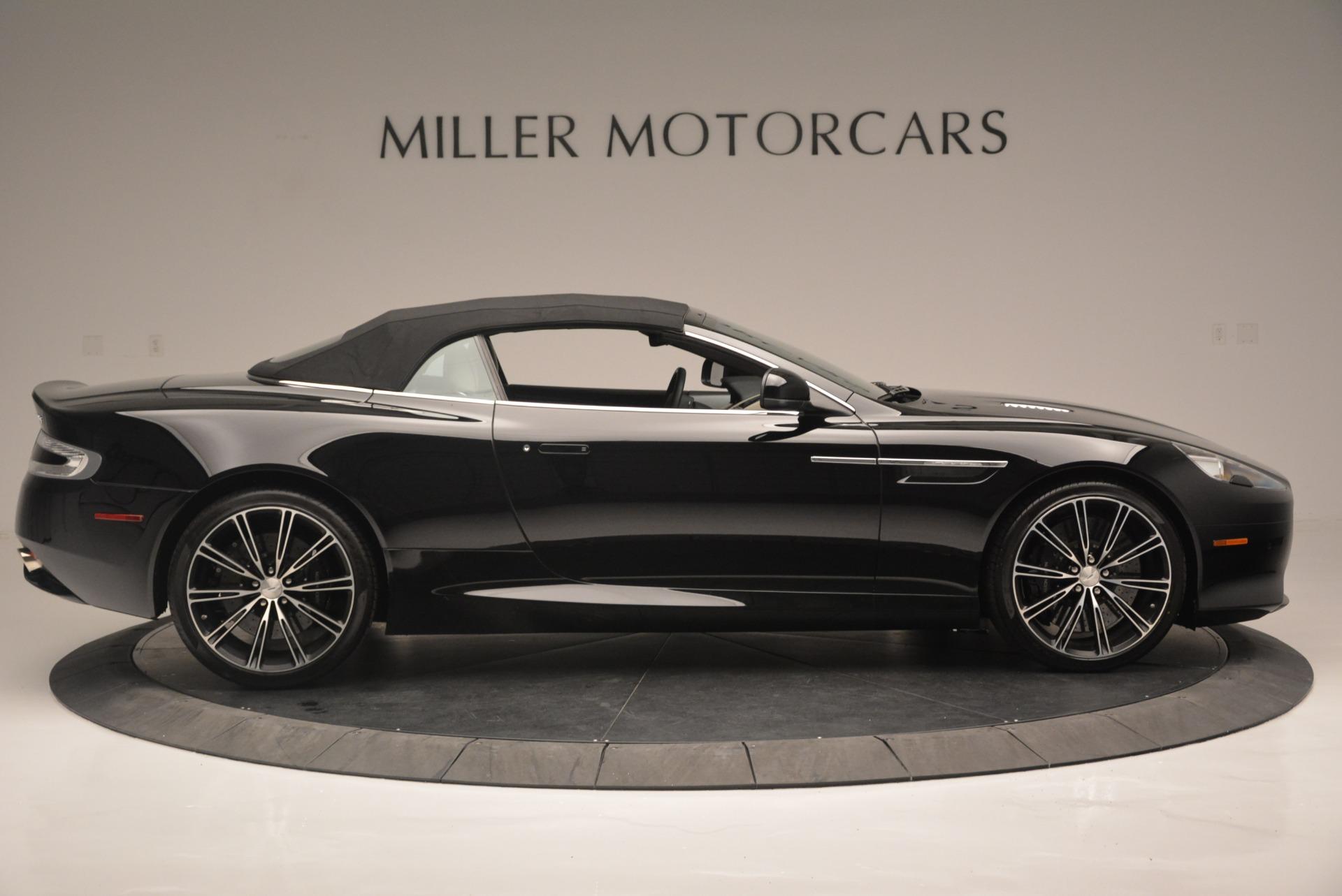 Used 2015 Aston Martin DB9 Volante For Sale In Greenwich, CT. Alfa Romeo of Greenwich, 7389 2318_p16