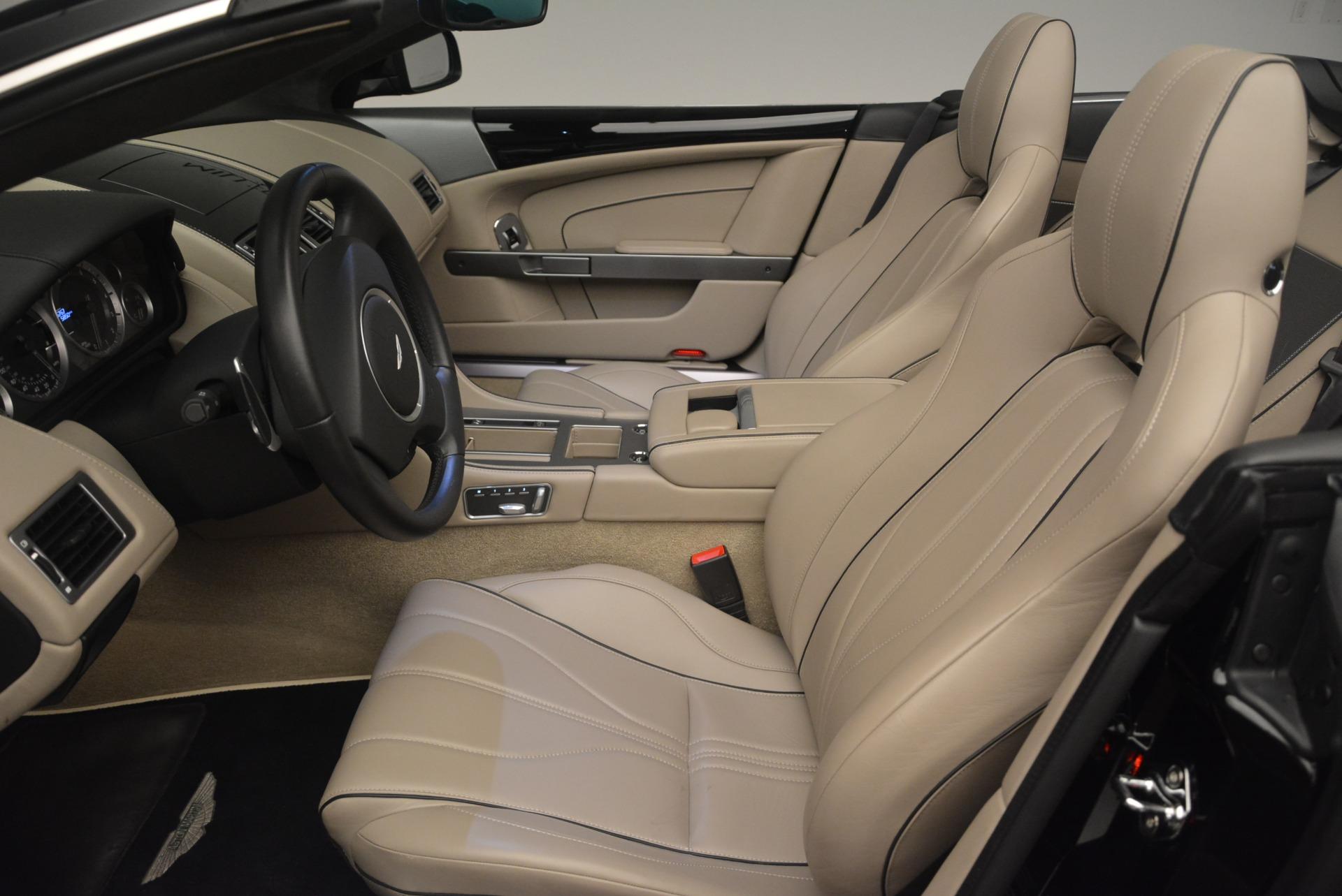 Used 2015 Aston Martin DB9 Volante For Sale In Greenwich, CT. Alfa Romeo of Greenwich, 7389 2318_p19