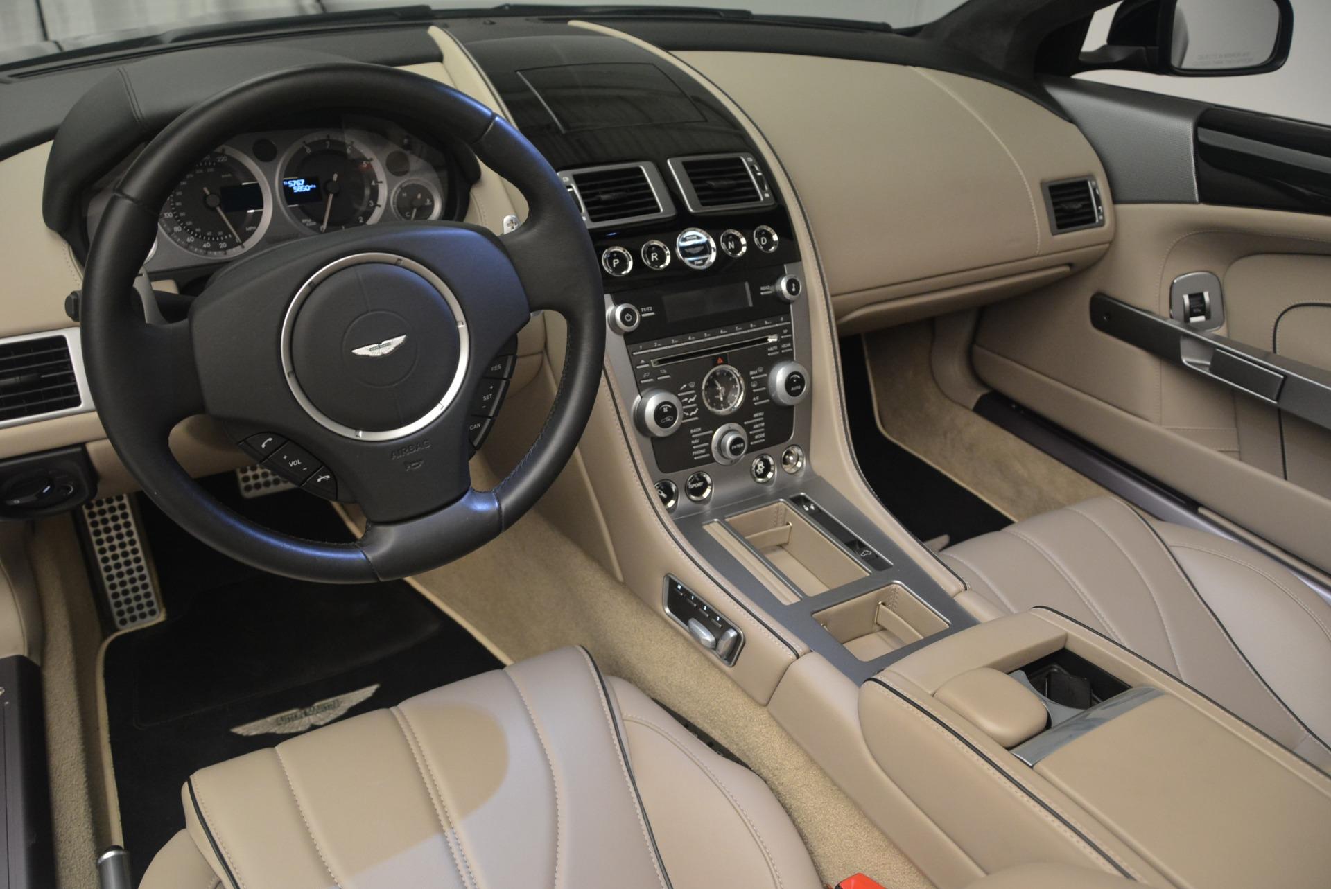 Used 2015 Aston Martin DB9 Volante For Sale In Greenwich, CT. Alfa Romeo of Greenwich, 7389 2318_p20