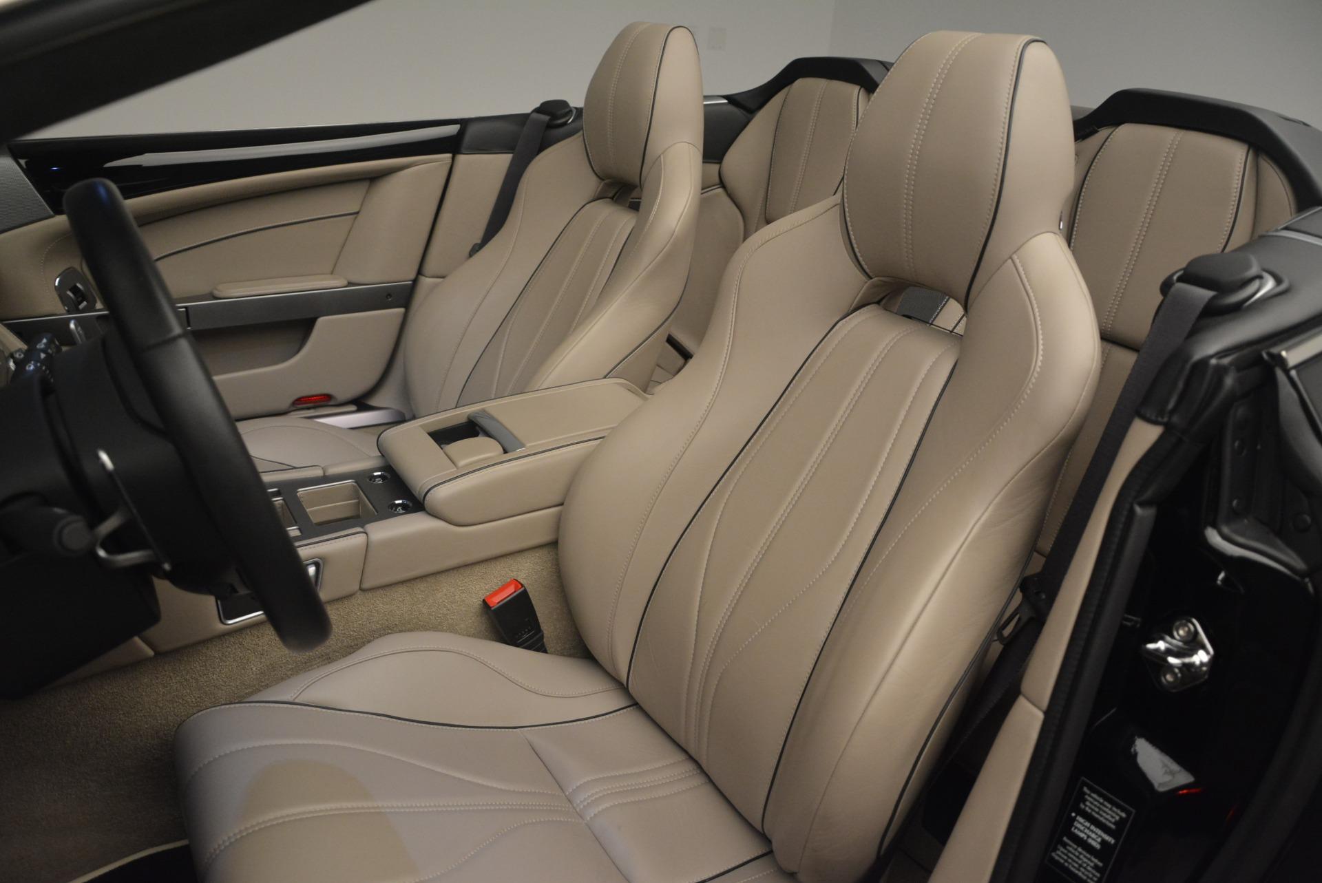 Used 2015 Aston Martin DB9 Volante For Sale In Greenwich, CT. Alfa Romeo of Greenwich, 7389 2318_p21