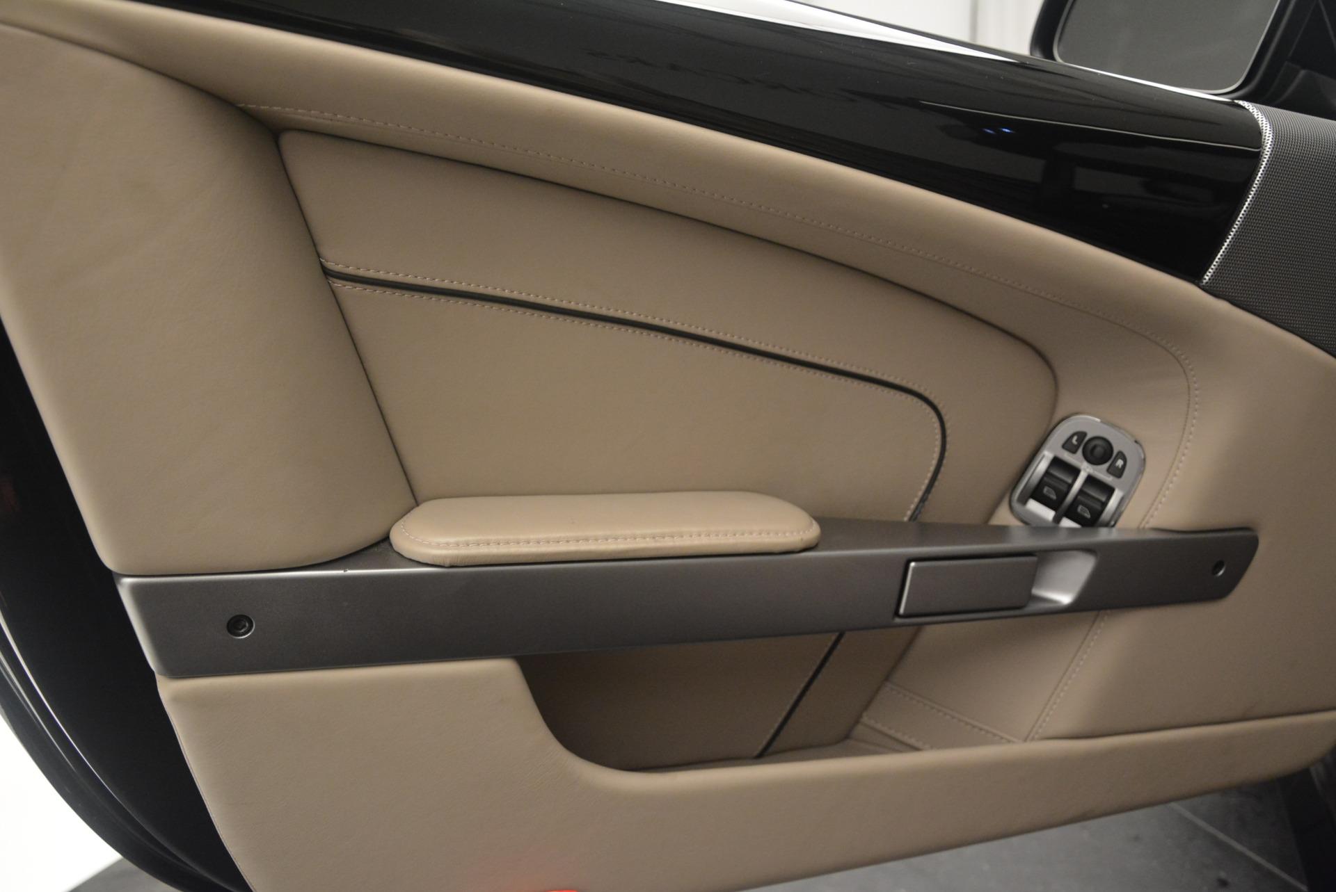 Used 2015 Aston Martin DB9 Volante For Sale In Greenwich, CT. Alfa Romeo of Greenwich, 7389 2318_p23