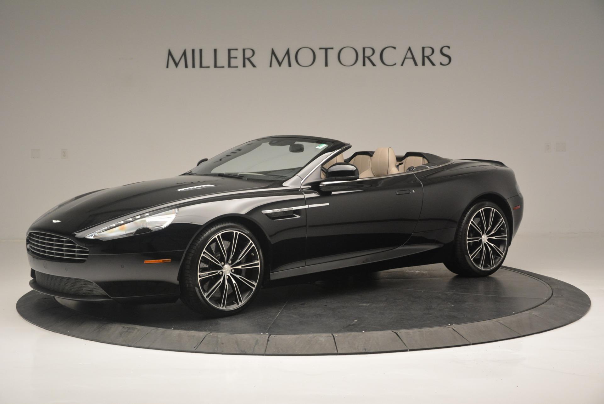 Used 2015 Aston Martin DB9 Volante For Sale In Greenwich, CT. Alfa Romeo of Greenwich, 7389 2318_p2