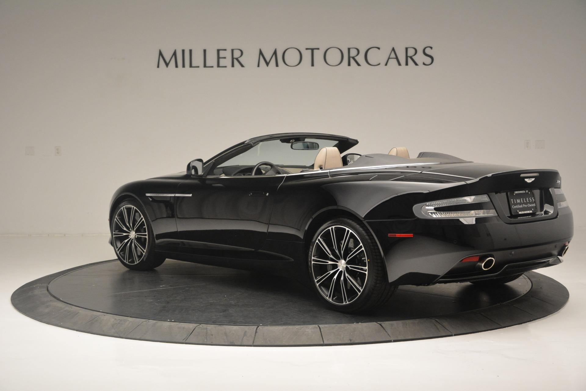 Used 2015 Aston Martin DB9 Volante For Sale In Greenwich, CT. Alfa Romeo of Greenwich, 7389 2318_p4