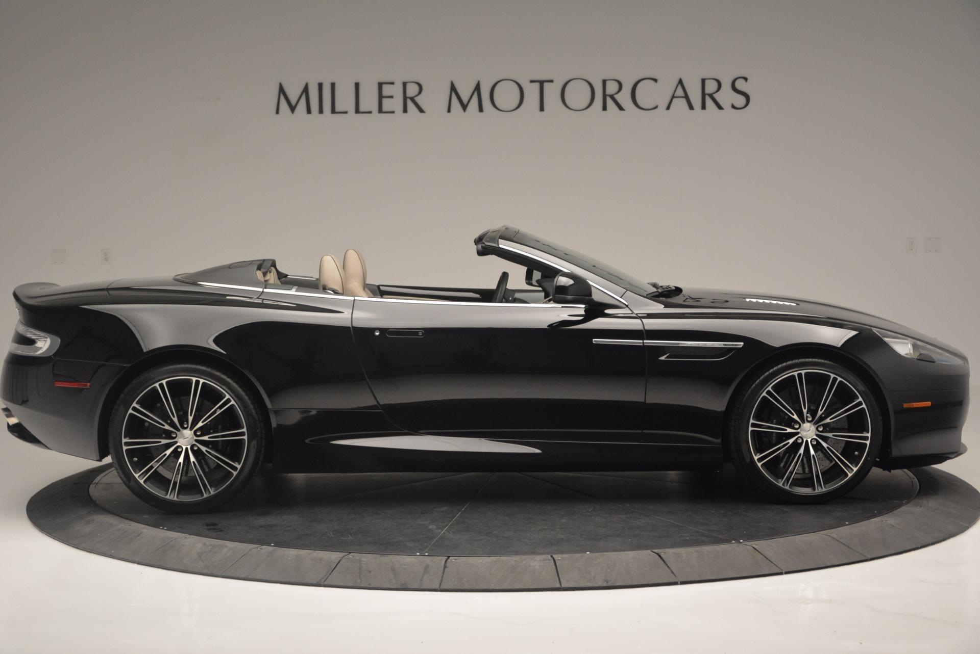 Used 2015 Aston Martin DB9 Volante For Sale In Greenwich, CT. Alfa Romeo of Greenwich, 7389 2318_p9