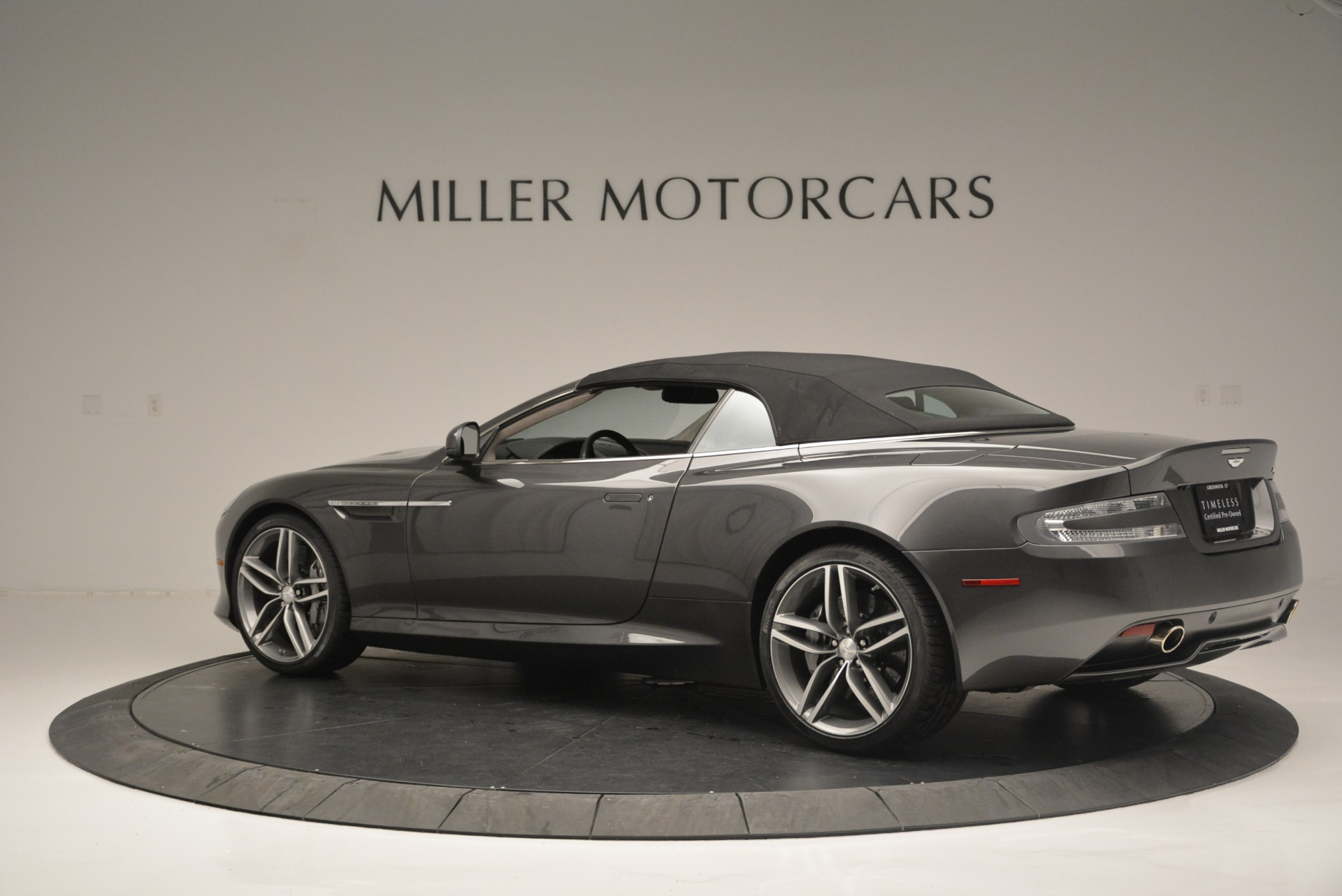Used 2014 Aston Martin DB9 Volante For Sale In Greenwich, CT. Alfa Romeo of Greenwich, 7374 2319_p16
