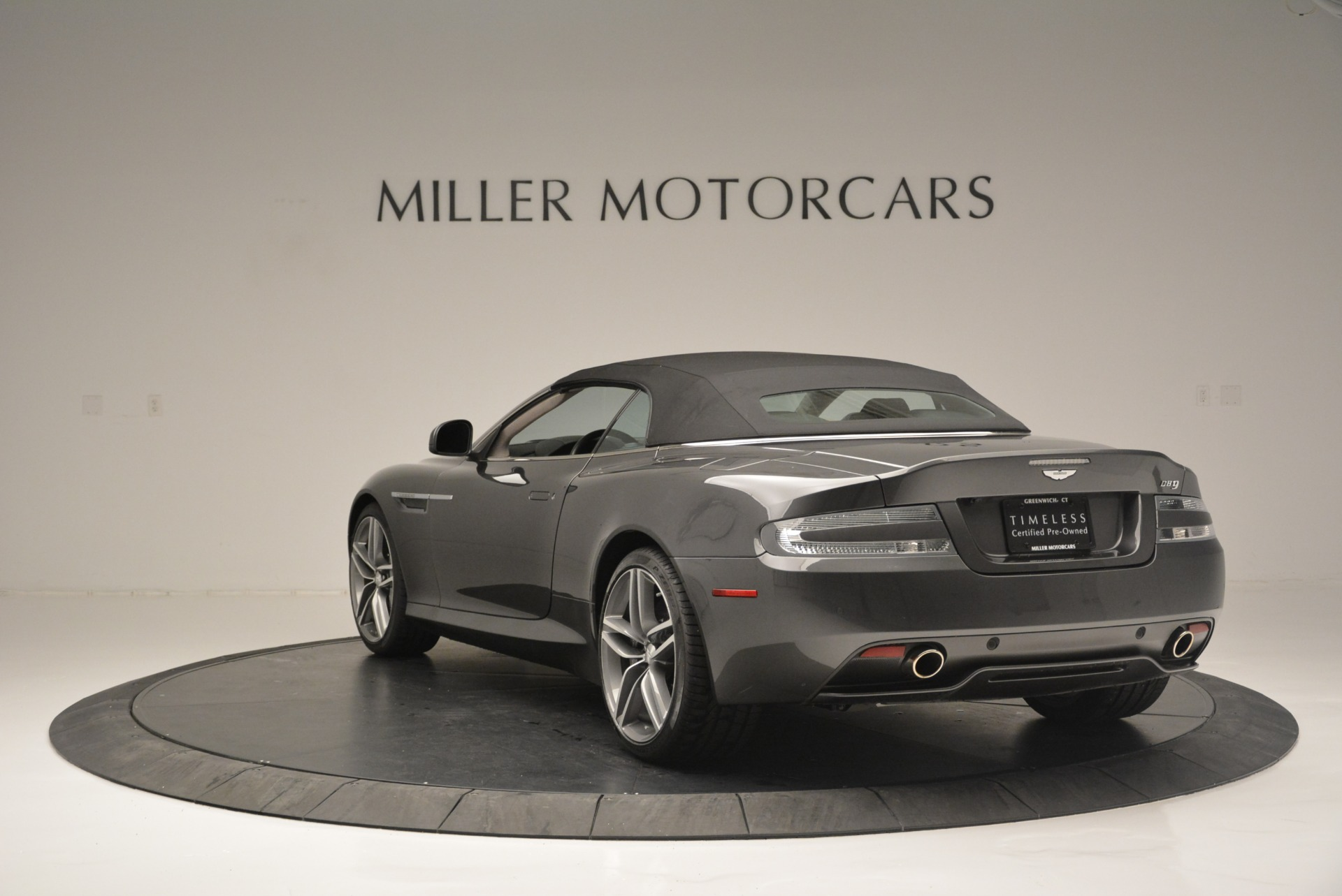 Used 2014 Aston Martin DB9 Volante For Sale In Greenwich, CT. Alfa Romeo of Greenwich, 7374 2319_p17