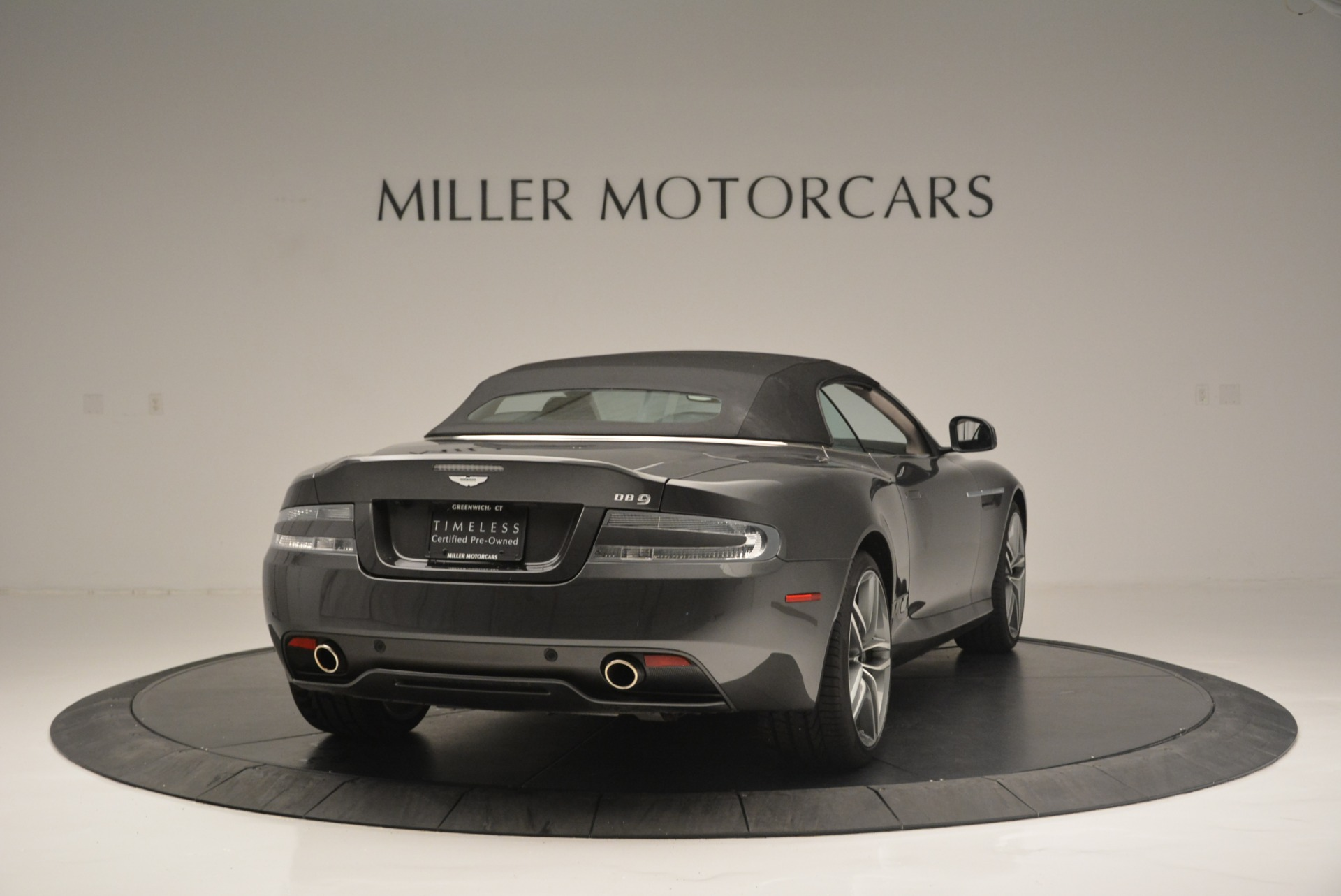 Used 2014 Aston Martin DB9 Volante For Sale In Greenwich, CT. Alfa Romeo of Greenwich, 7374 2319_p19