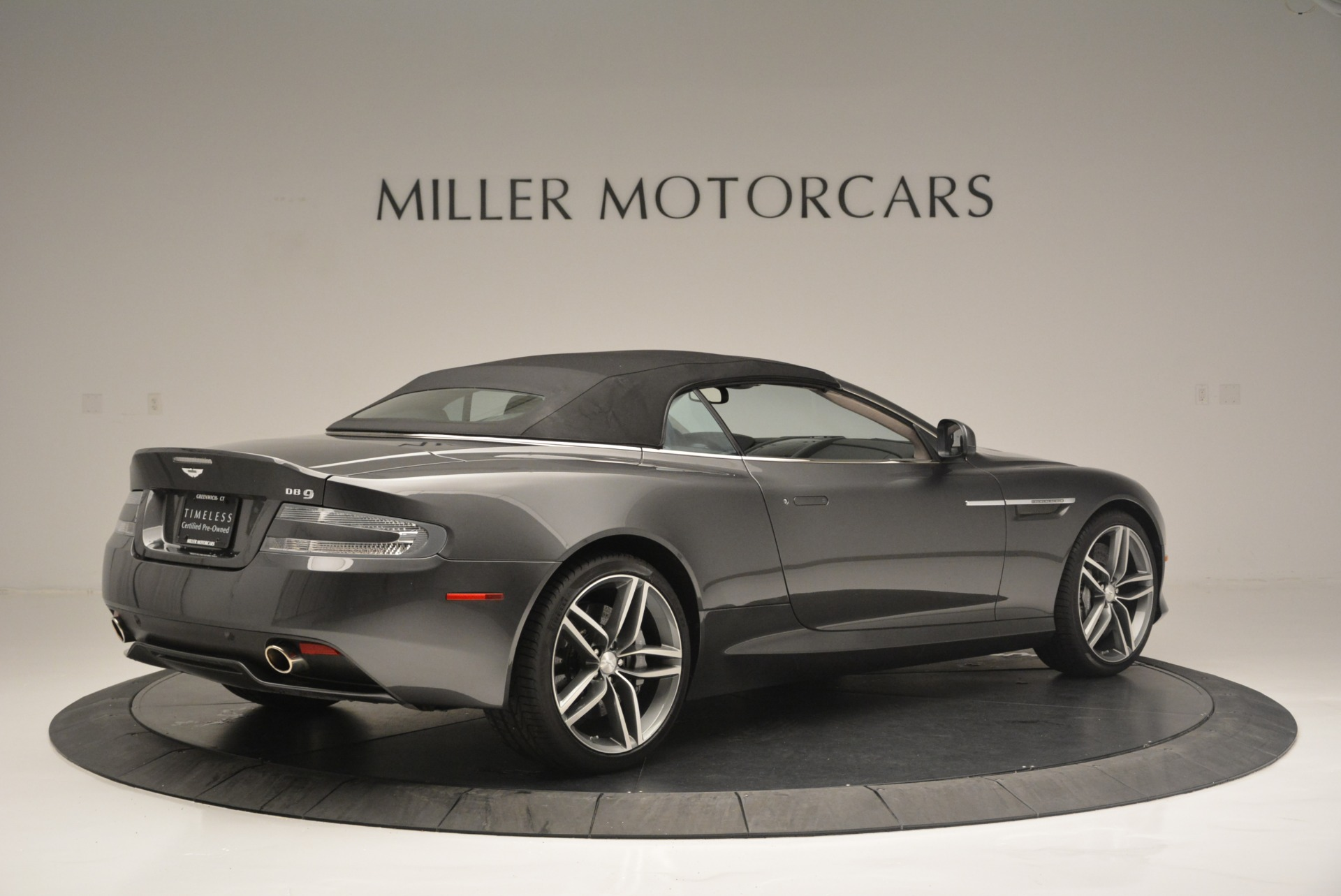 Used 2014 Aston Martin DB9 Volante For Sale In Greenwich, CT. Alfa Romeo of Greenwich, 7374 2319_p20