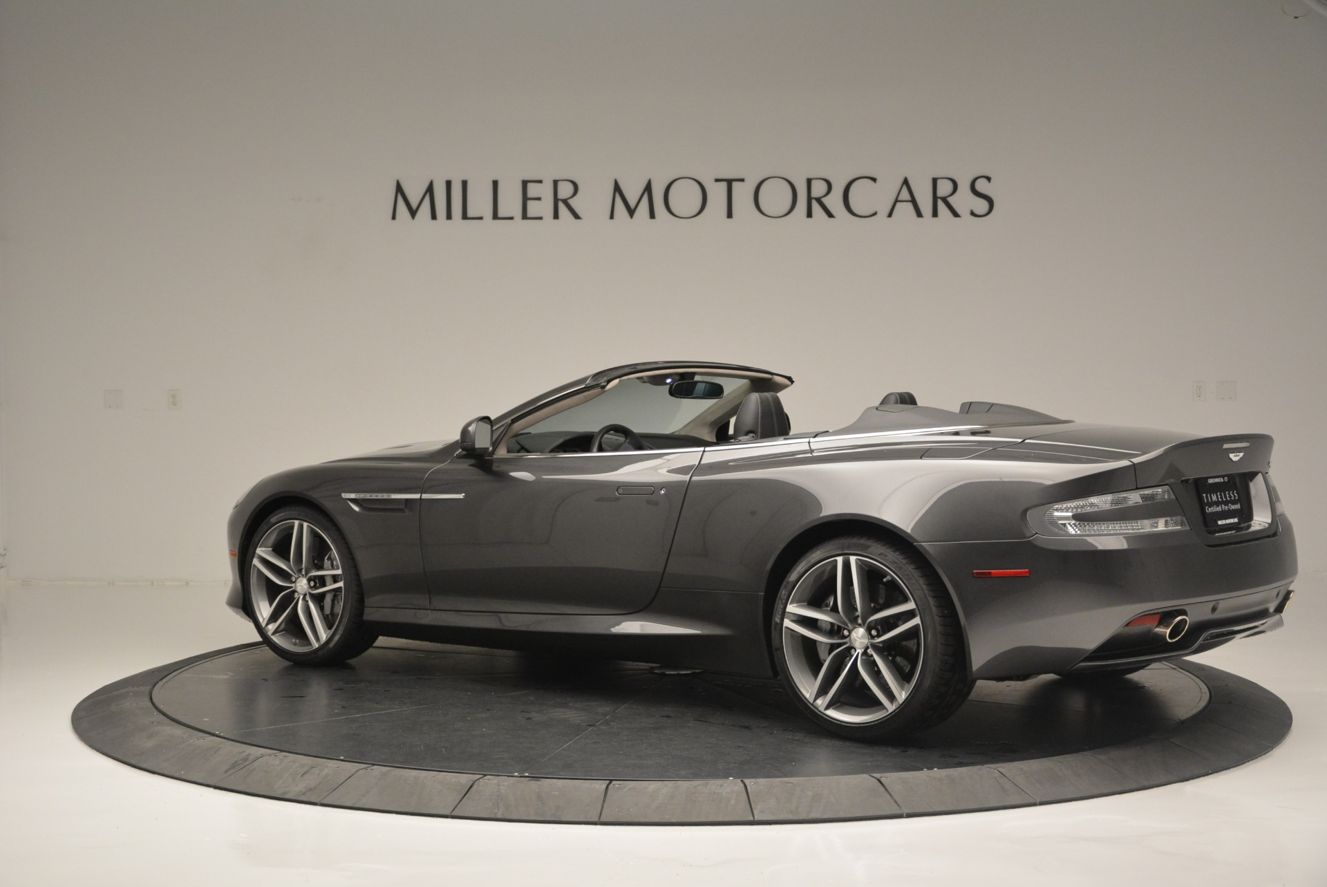 Used 2014 Aston Martin DB9 Volante For Sale In Greenwich, CT. Alfa Romeo of Greenwich, 7374 2319_p4