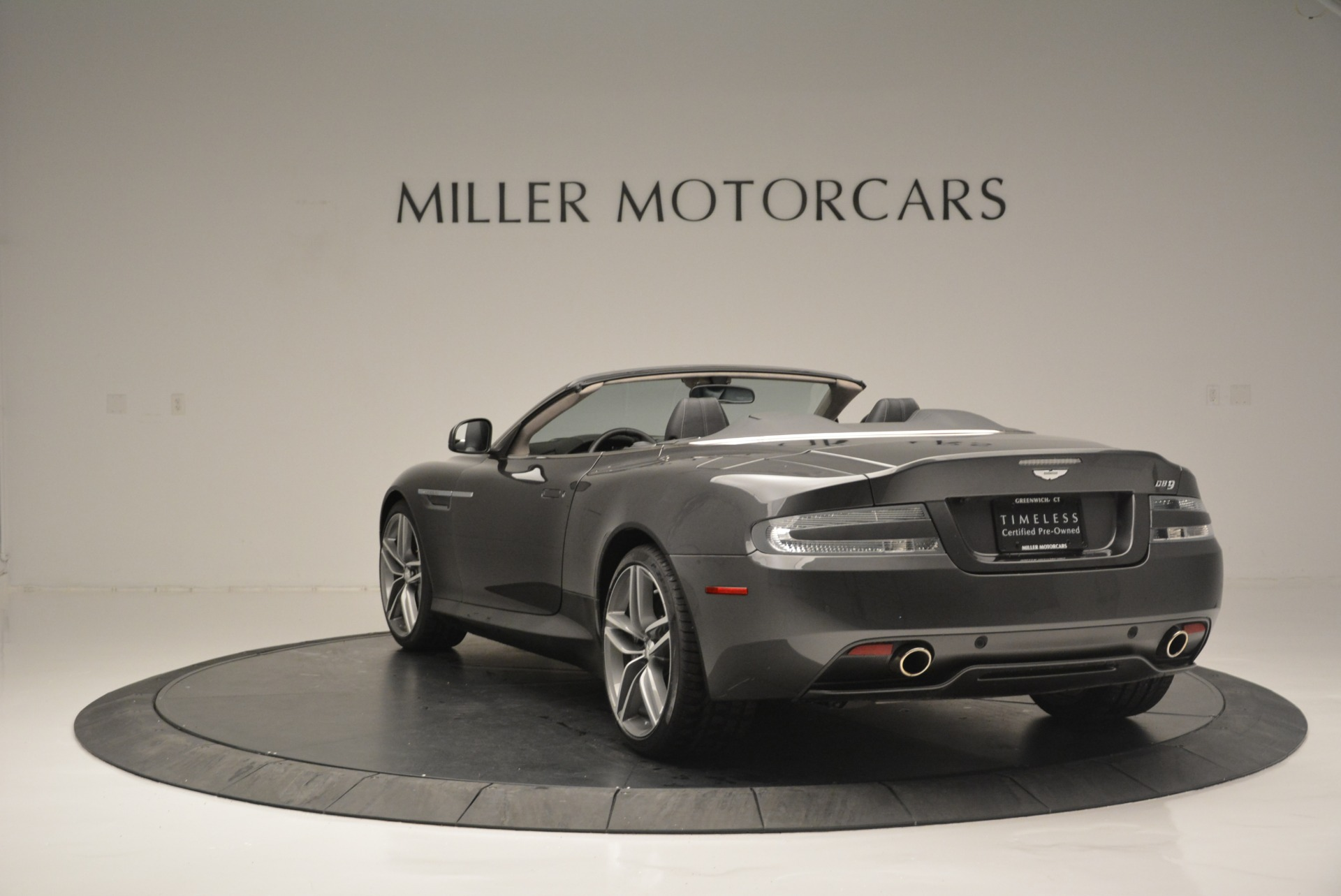 Used 2014 Aston Martin DB9 Volante For Sale In Greenwich, CT. Alfa Romeo of Greenwich, 7374 2319_p5