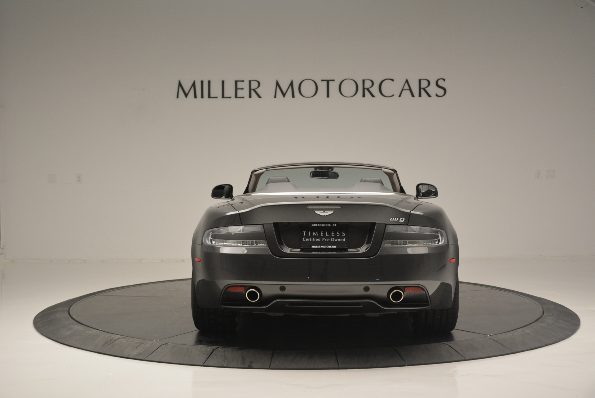 Used 2014 Aston Martin DB9 Volante For Sale In Greenwich, CT. Alfa Romeo of Greenwich, 7374 2319_p6