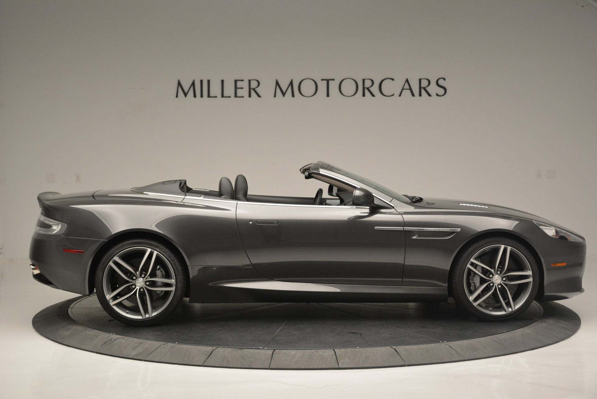 Used 2014 Aston Martin DB9 Volante For Sale In Greenwich, CT. Alfa Romeo of Greenwich, 7374 2319_p9