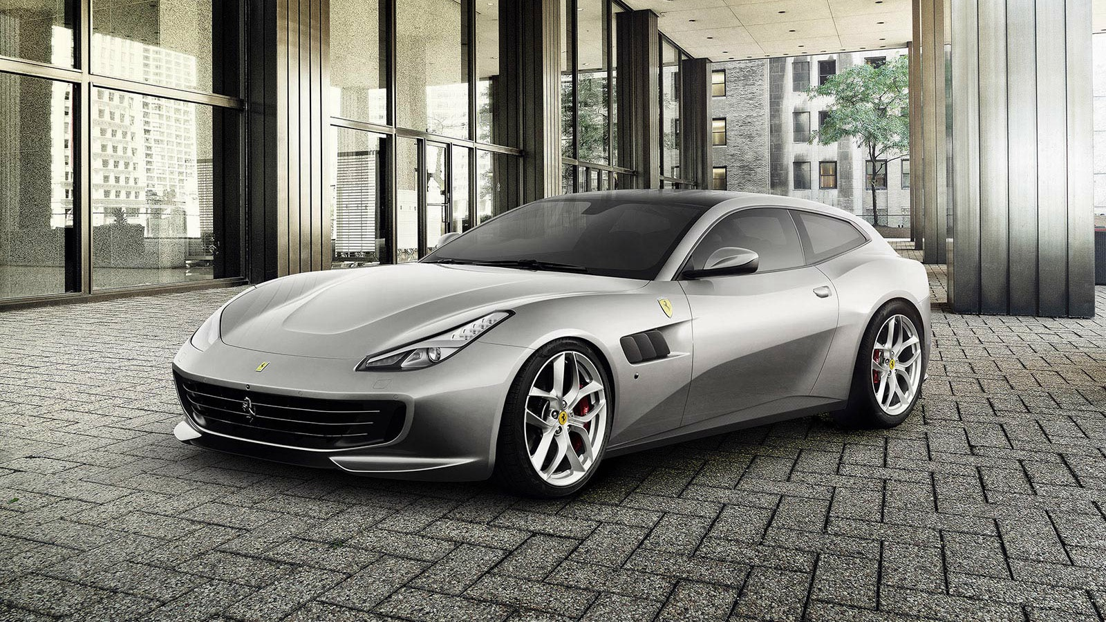 New 2019 Ferrari GTC4LUSSO T  For Sale In Greenwich, CT. Alfa Romeo of Greenwich, XXX005 232_main