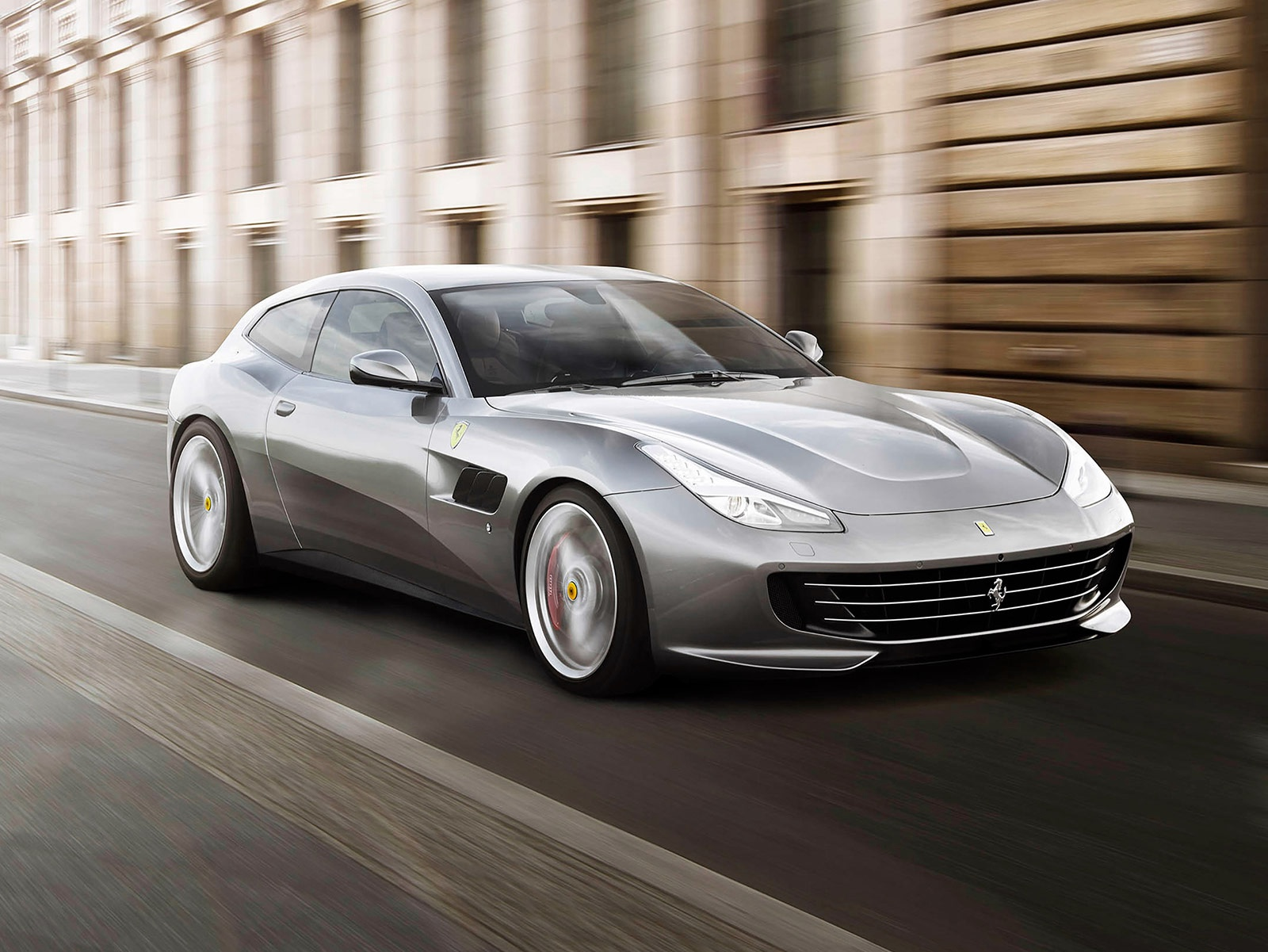 New 2019 Ferrari GTC4LUSSO T  For Sale In Greenwich, CT. Alfa Romeo of Greenwich, XXX005 232_p3