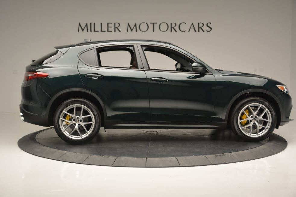New 2018 Alfa Romeo Stelvio Ti Sport Q4 For Sale In Greenwich, CT. Alfa Romeo of Greenwich, LW184 2322_p10