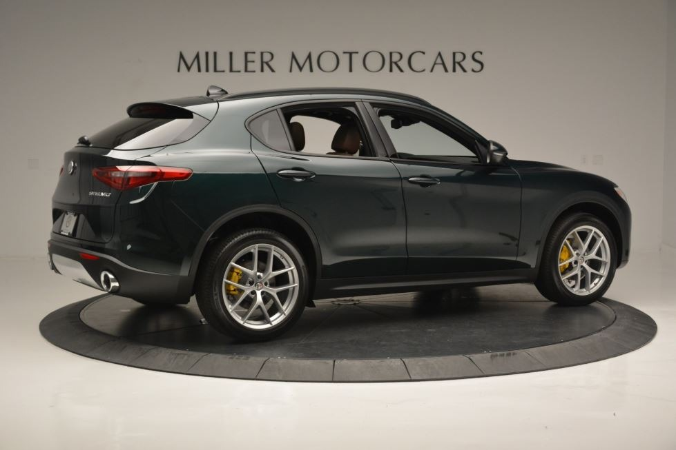 New 2018 Alfa Romeo Stelvio Ti Sport Q4 For Sale In Greenwich, CT. Alfa Romeo of Greenwich, LW184 2322_p9