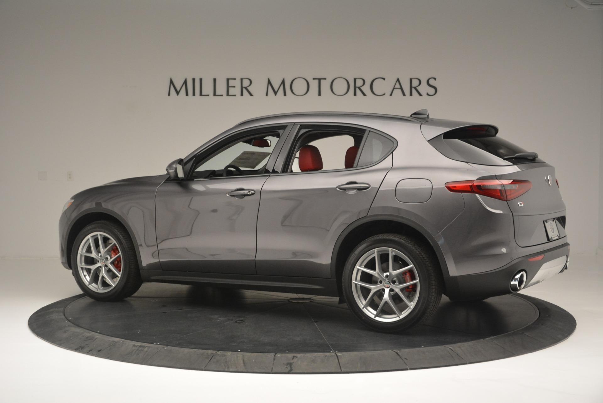New 2018 Alfa Romeo Stelvio Ti Sport Q4 For Sale In Greenwich, CT. Alfa Romeo of Greenwich, LW186 2324_p4